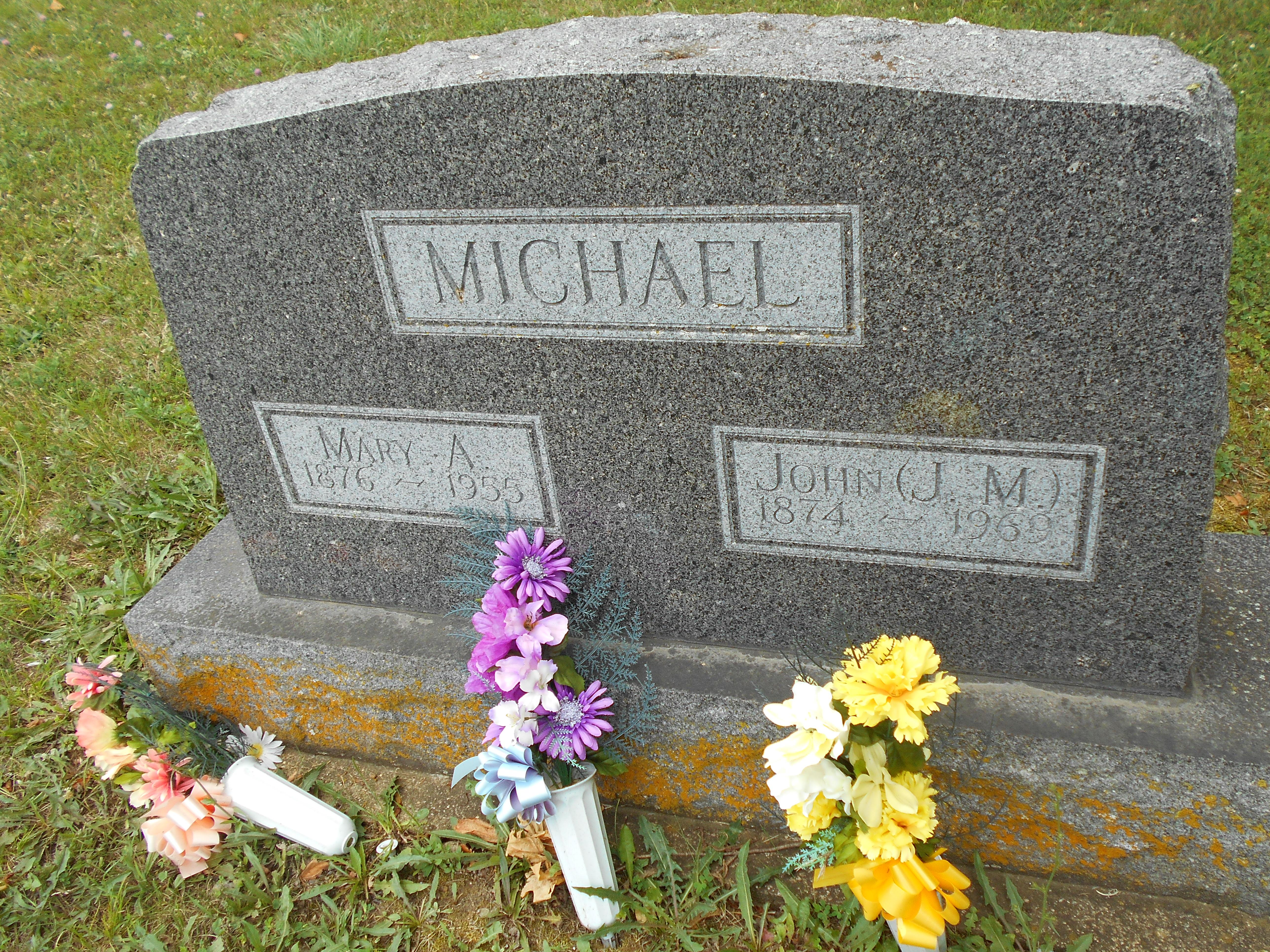 Mary Addie <i>Barnes</i> Michael