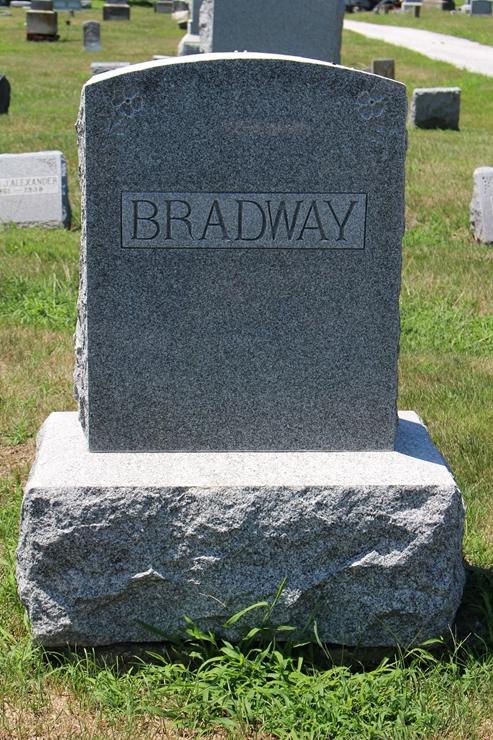 Olive <i>York</i> Bradway