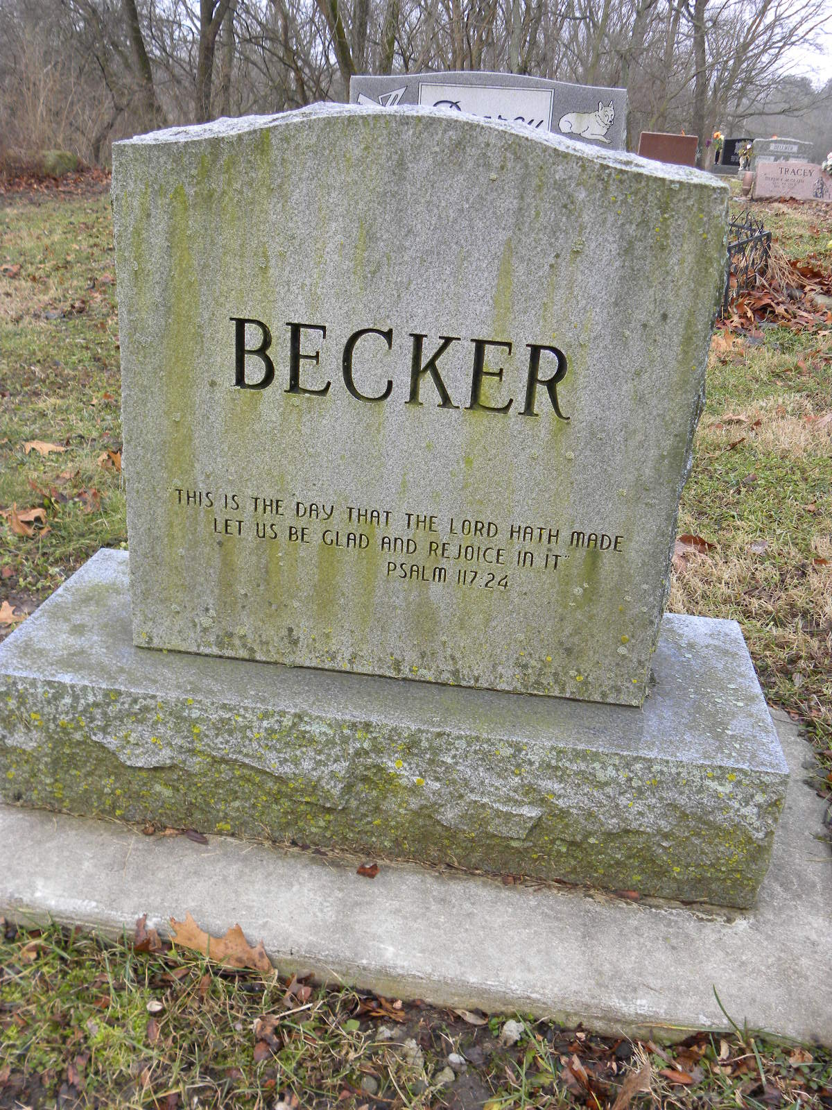 Patricia Jane <i>Spearman</i> Becker