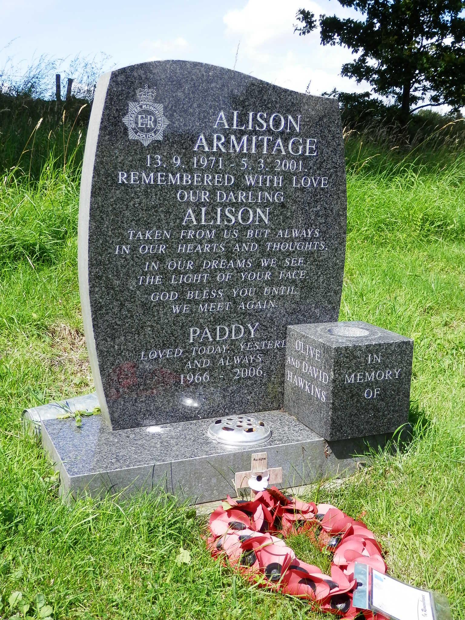 Alison Armitage Photos wpc alison armitage (1971-2001) - find a grave memorial