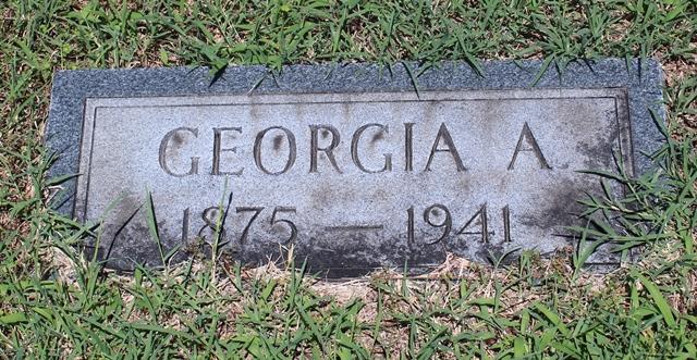 Georgia Avice <i>Perry</i> Collins