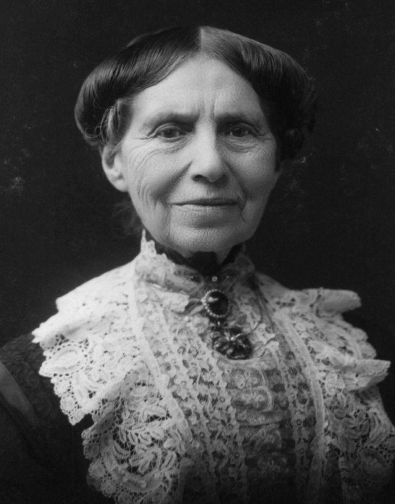 Clarissa Harlowe Clara Barton
