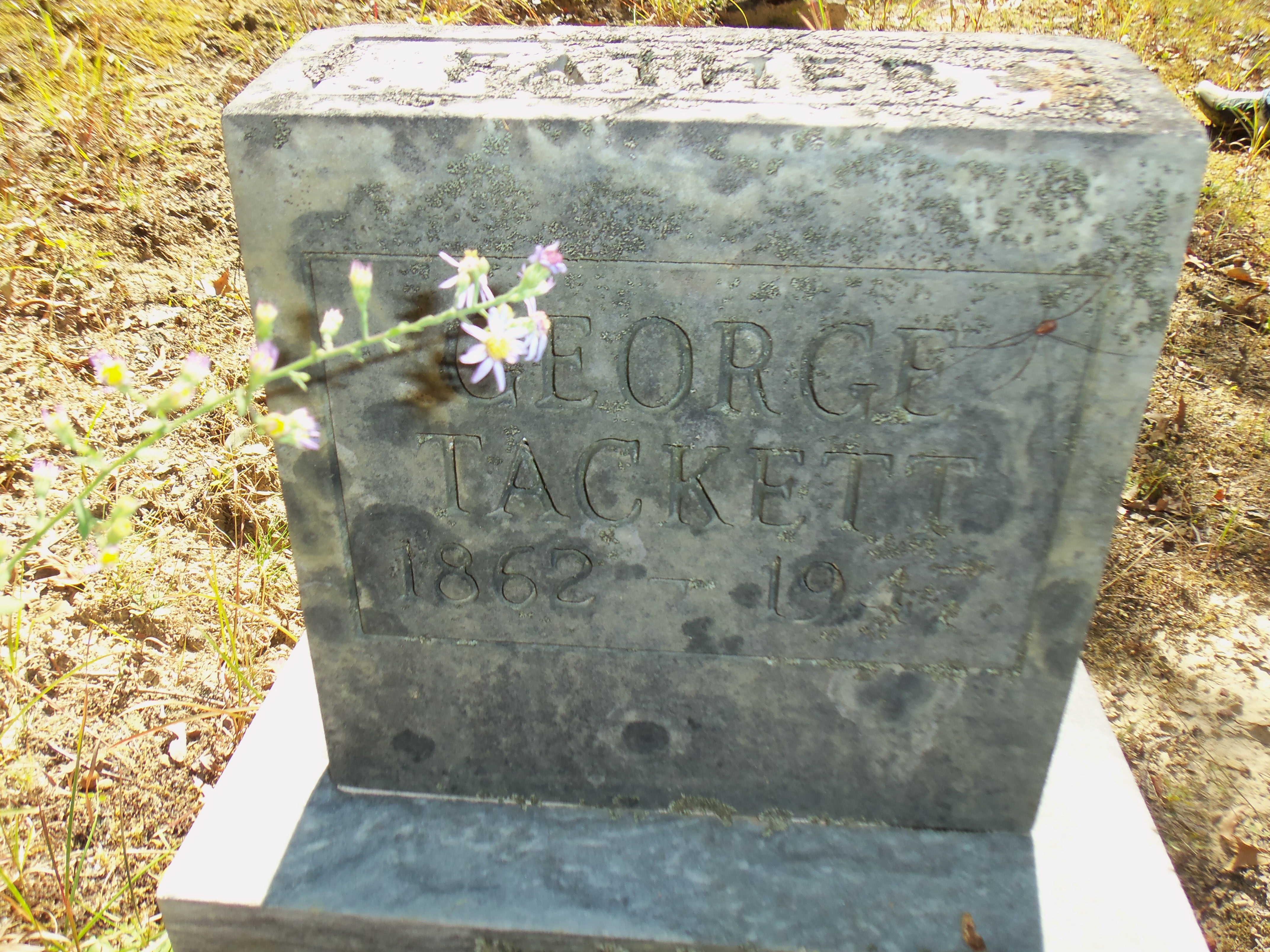 George Tackett