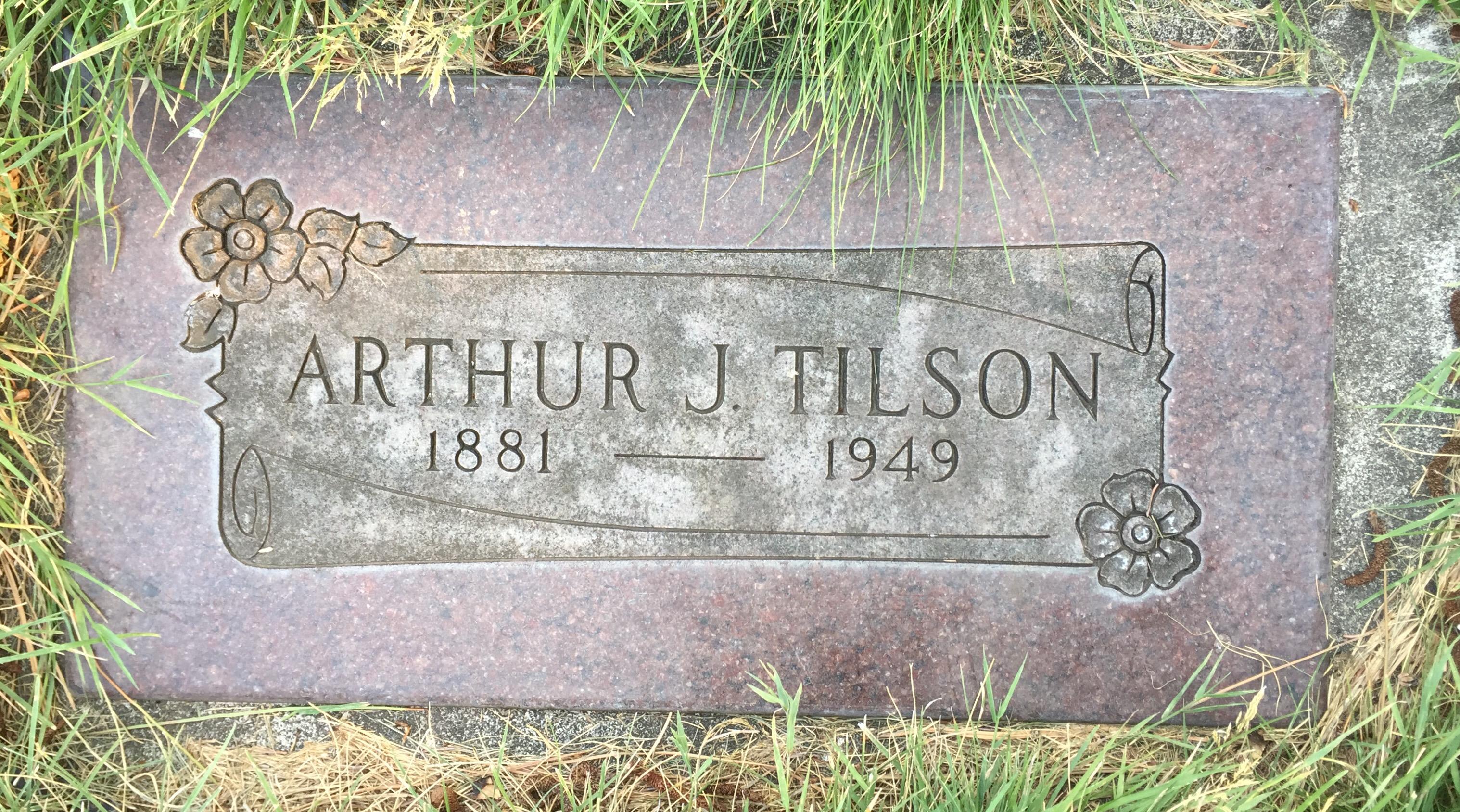 Arthur Jackson Tilson
