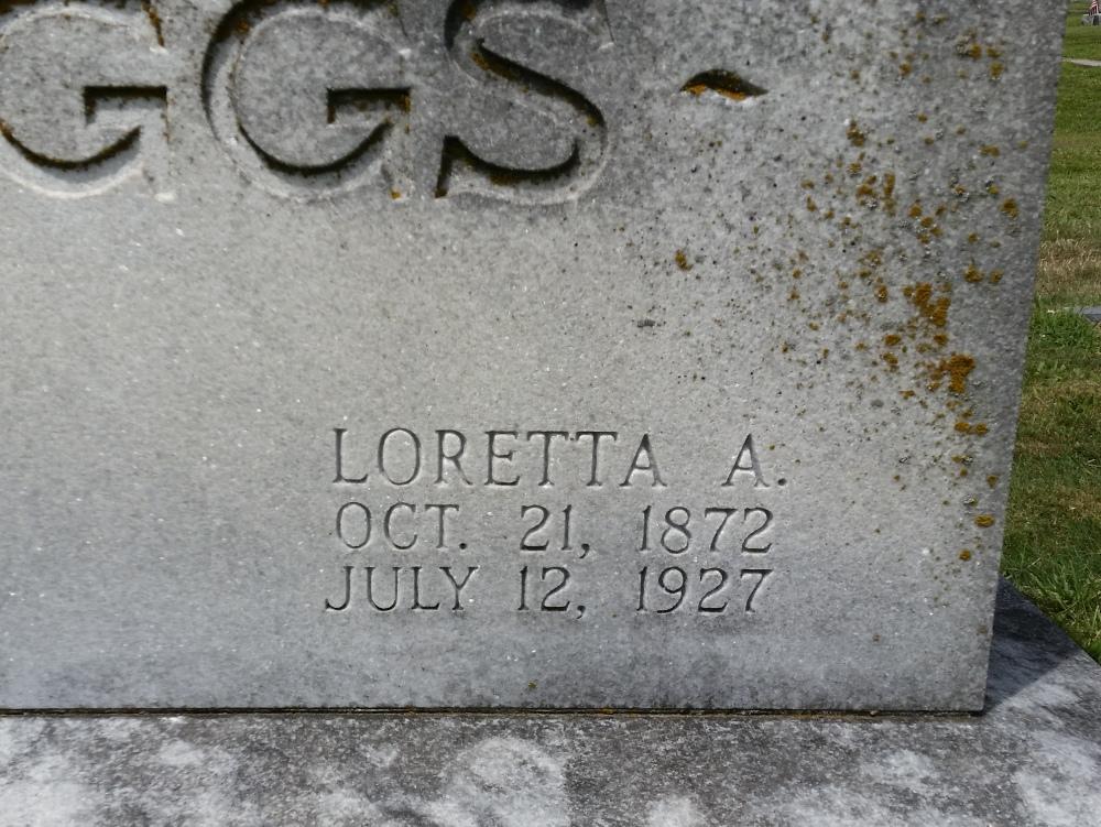 Loretta H <i>Gardner</i> Boggs
