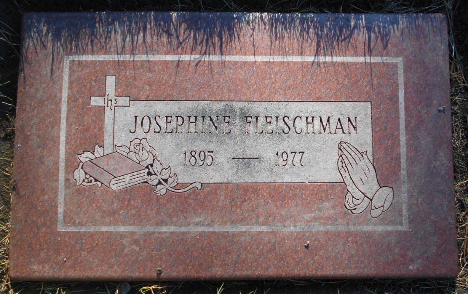 Josephine Mary <i>Broenneke</i> Fleischman