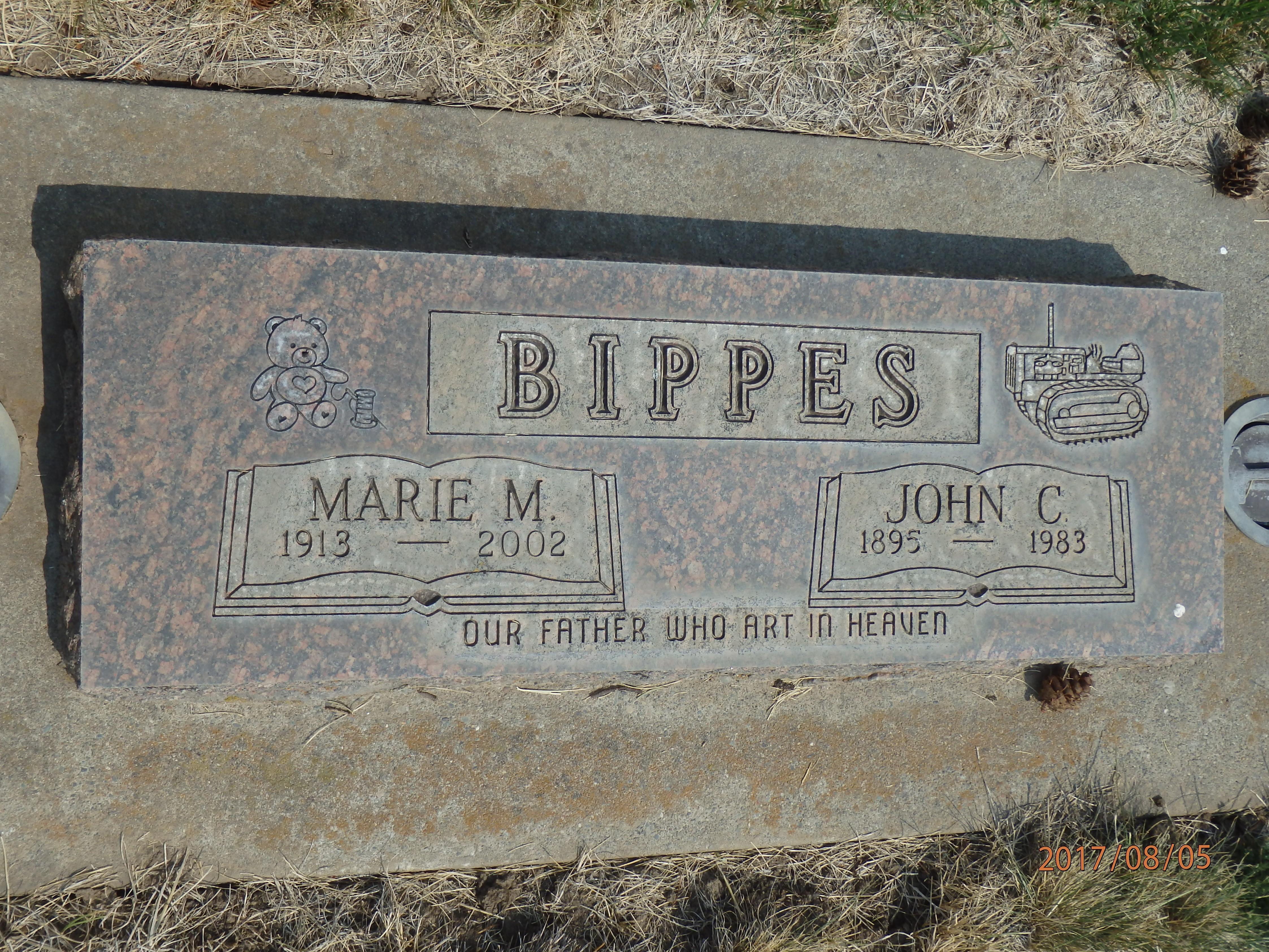 Marie Magdalena <i>Fuchs</i> Bippes