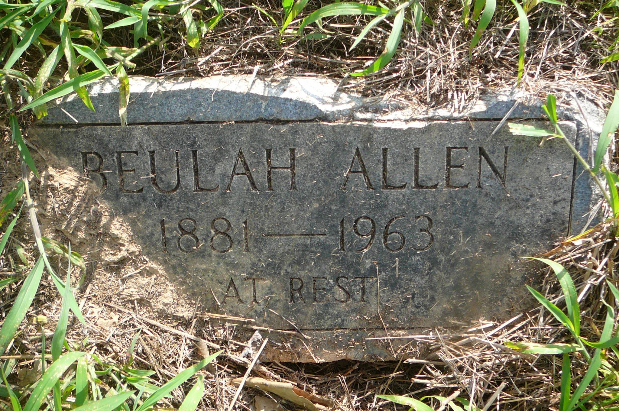 Beulah Allen