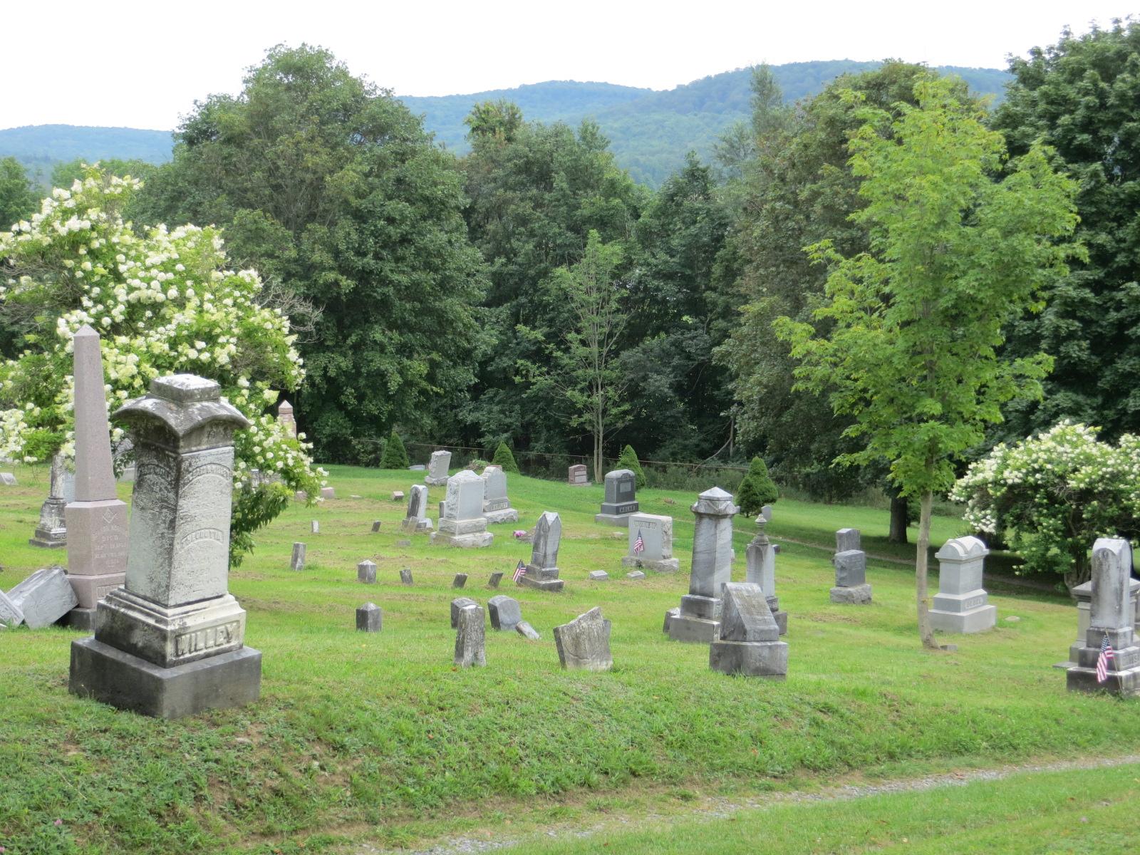 Charles Mulks Cemetery