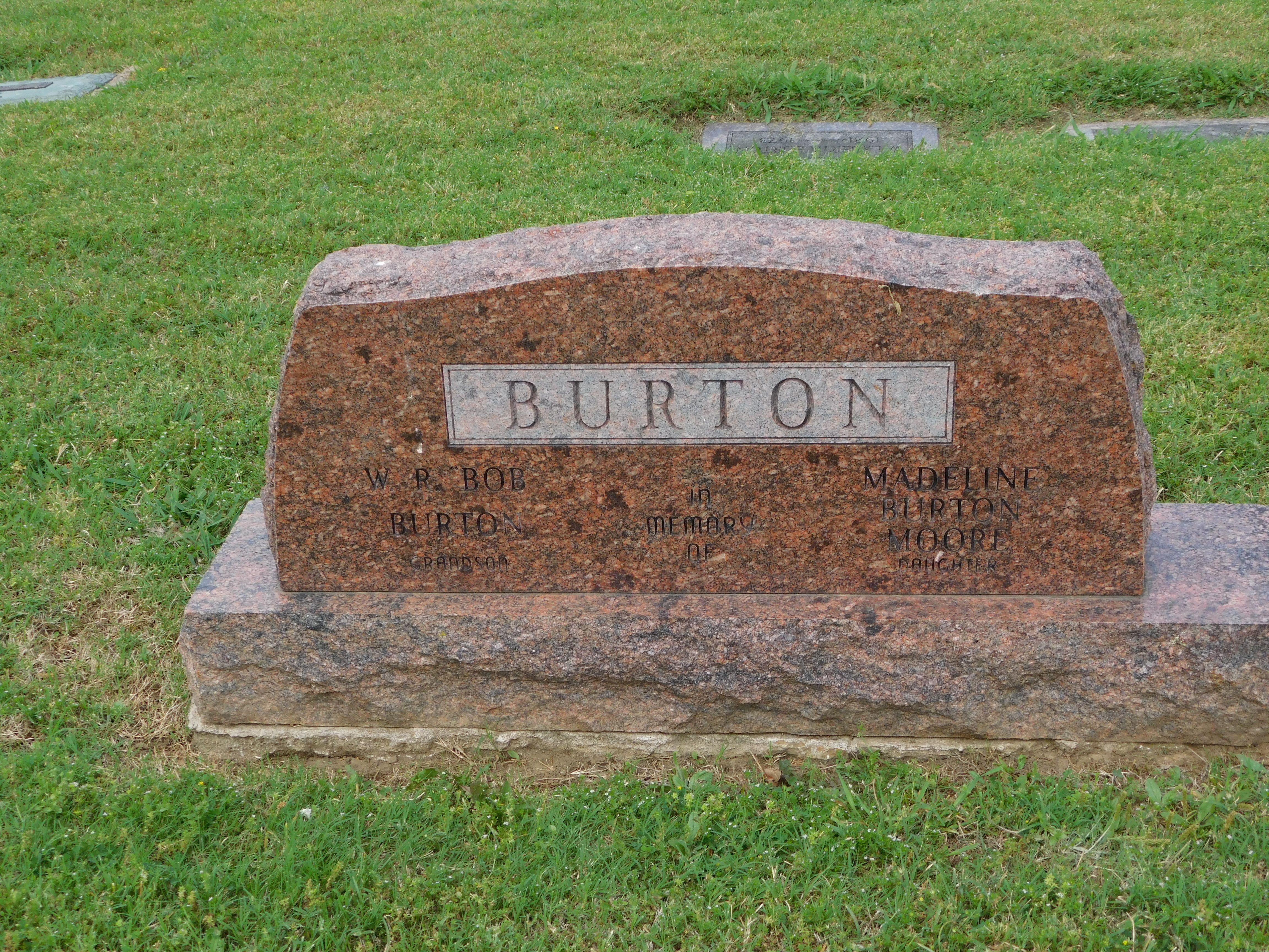 Clara Mabel <i>Harris</i> Burton