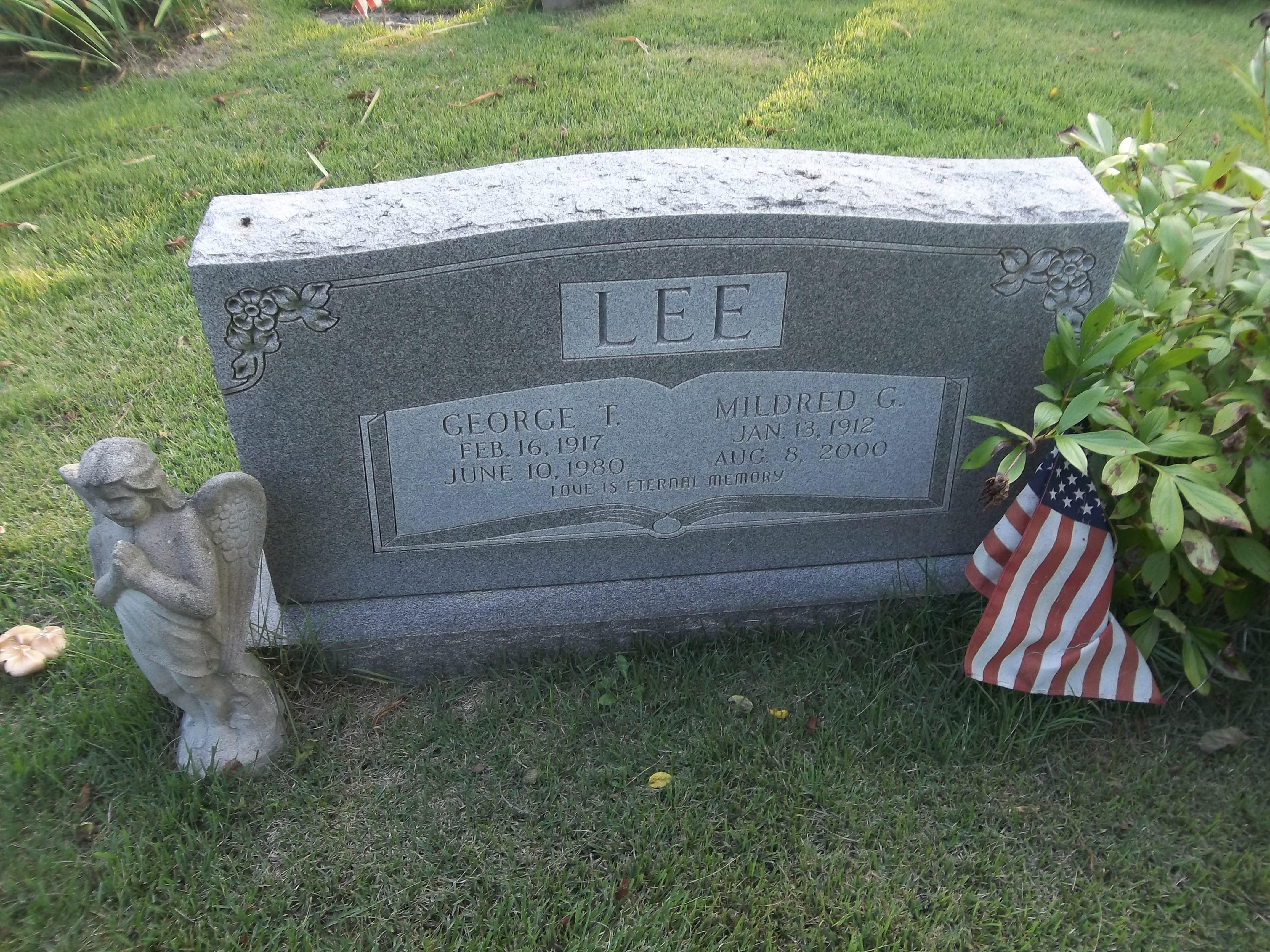 George T. Lee
