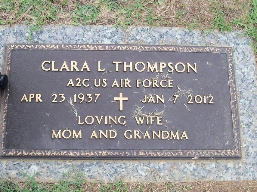 Clara L. <i>Cute</i> Thompson