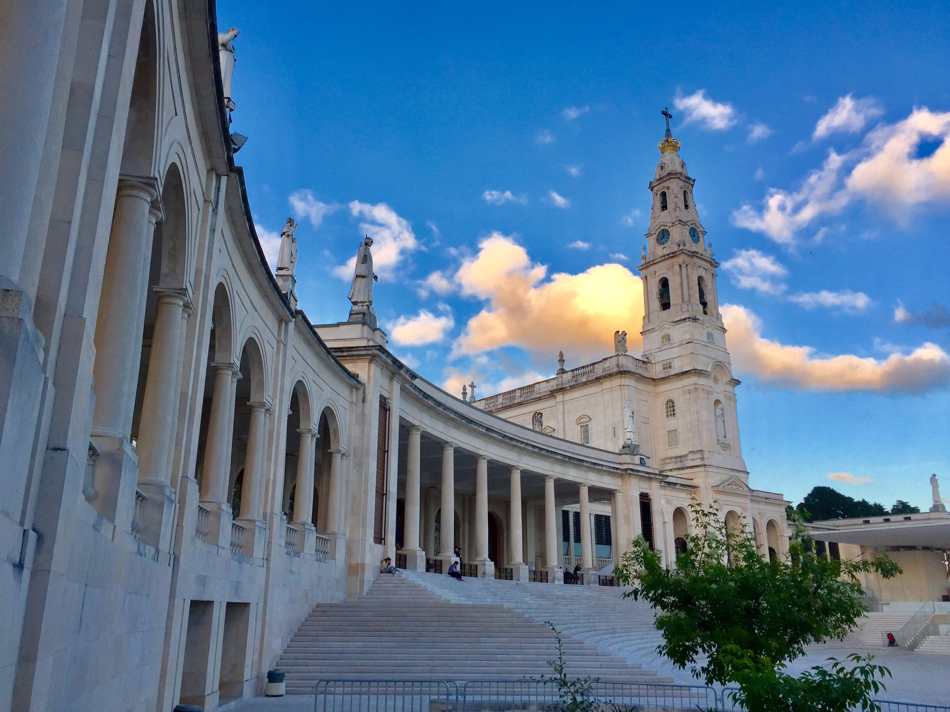 Basilica of Our Lady in Fatima