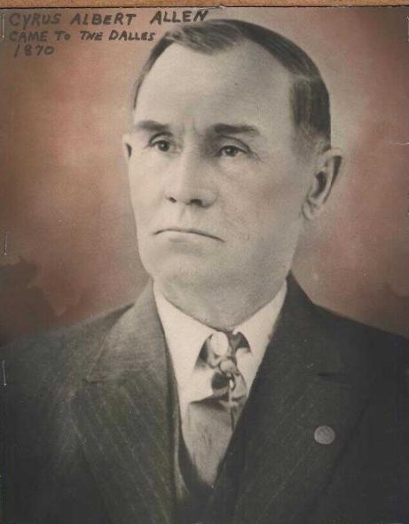 Cyrus Albert Allen