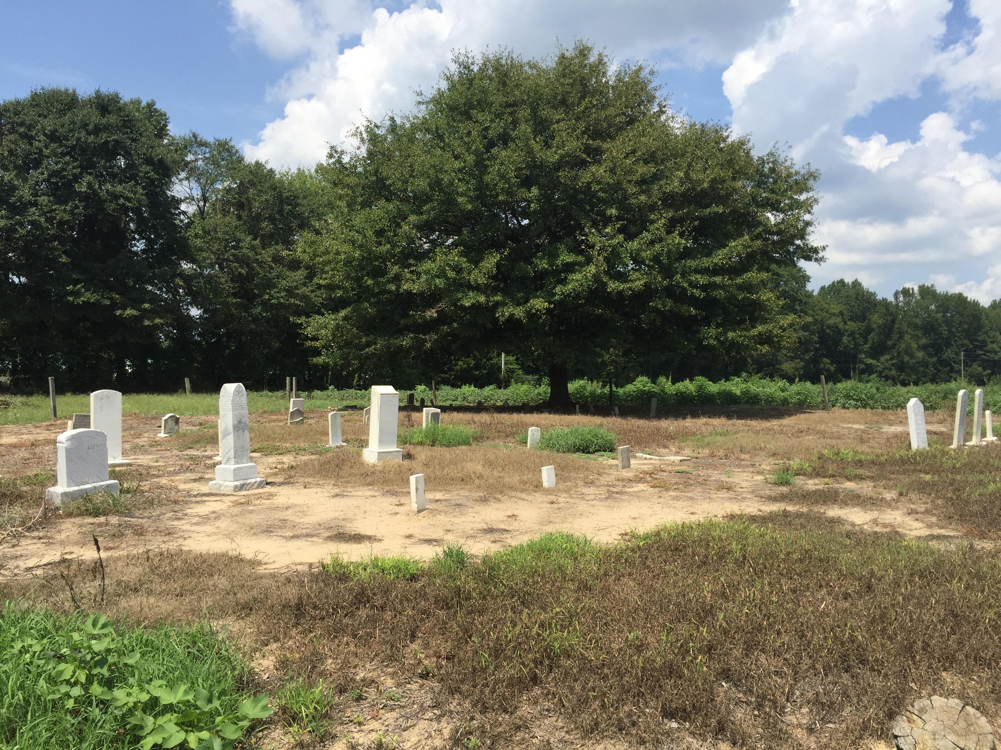 Alford Altman Cemetery
