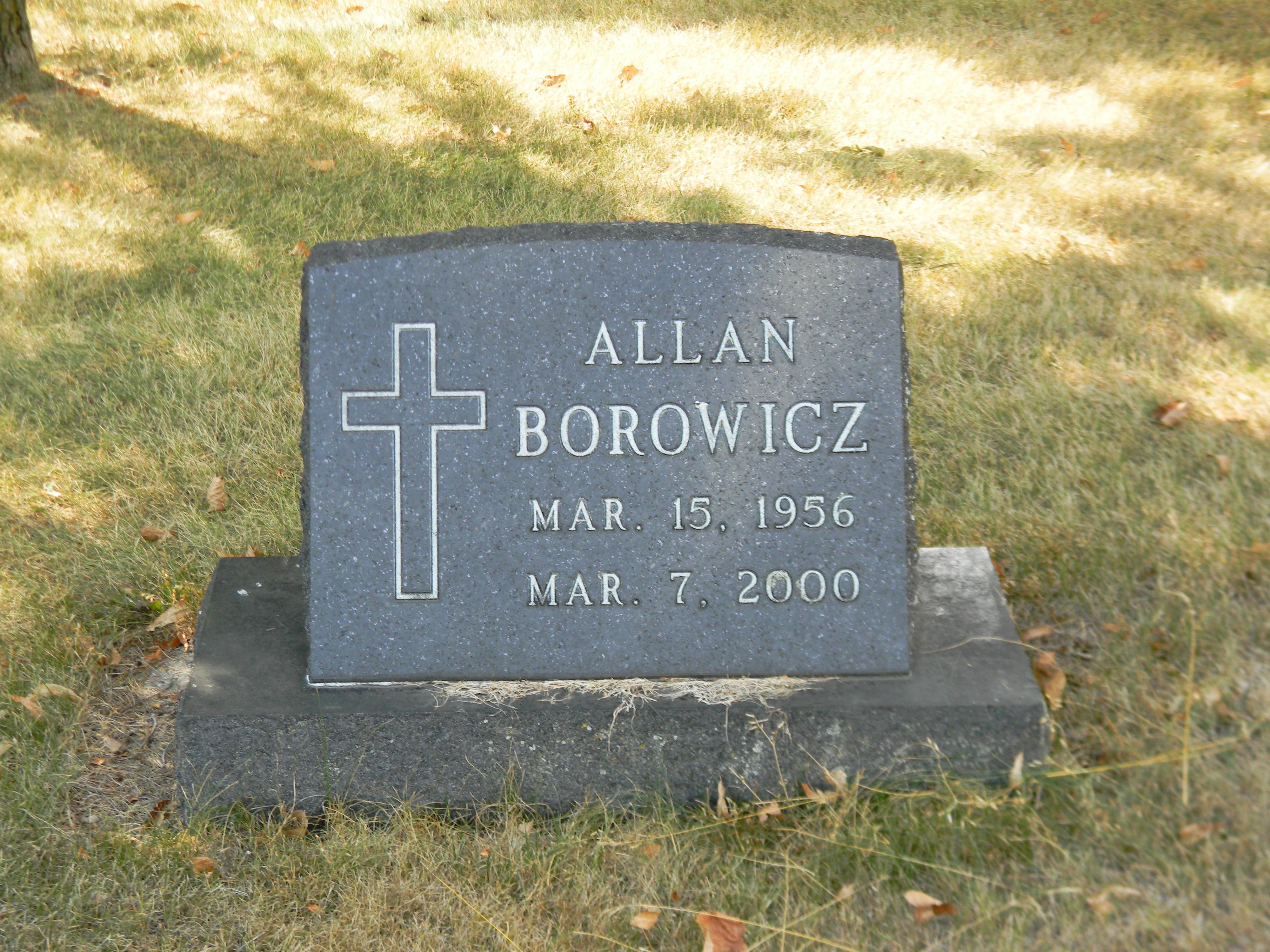 Allan John Borowicz