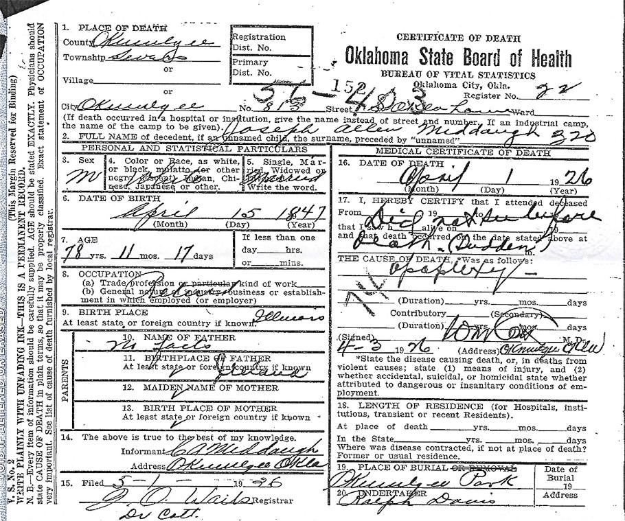 Fancy Birth Certificate Oklahoma City Illustration Online Birth