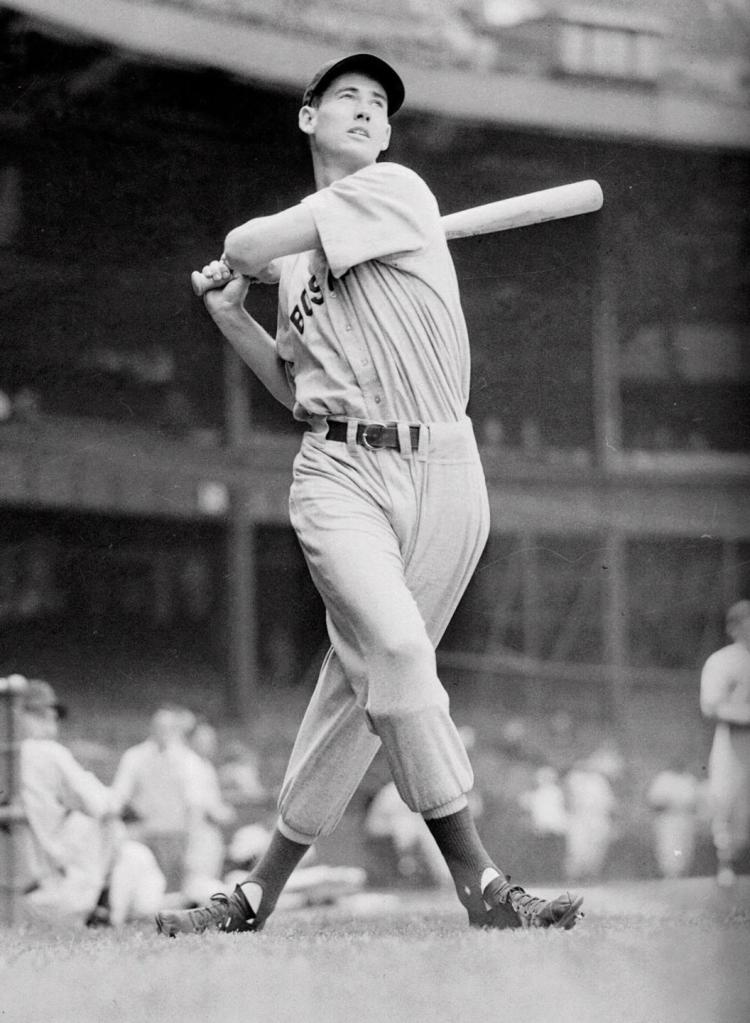 Image result for ted williams rookie of the year