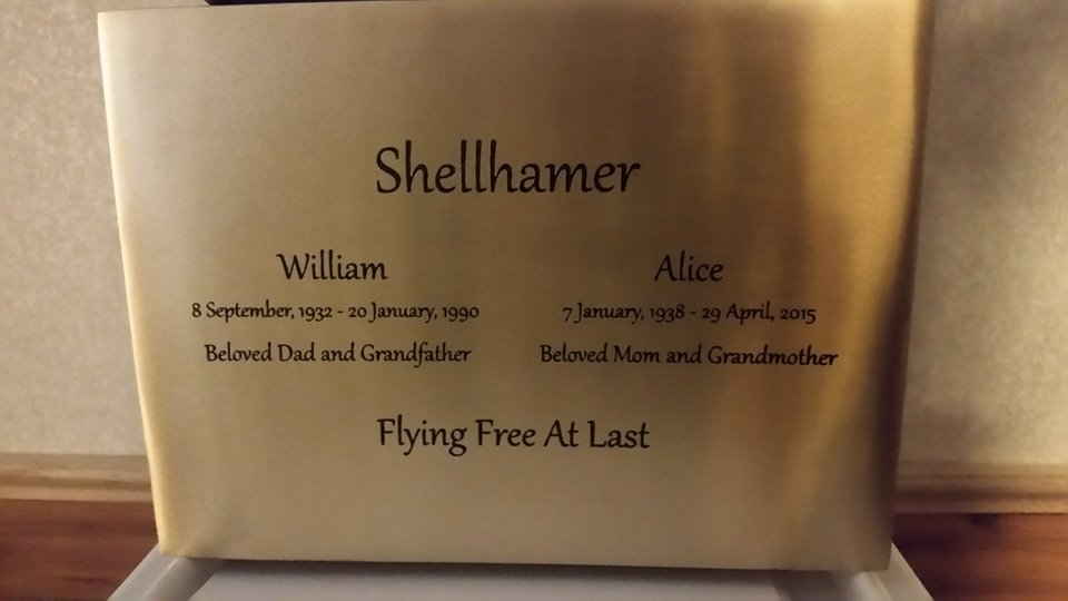 William John Bill Shellhamer, Sr