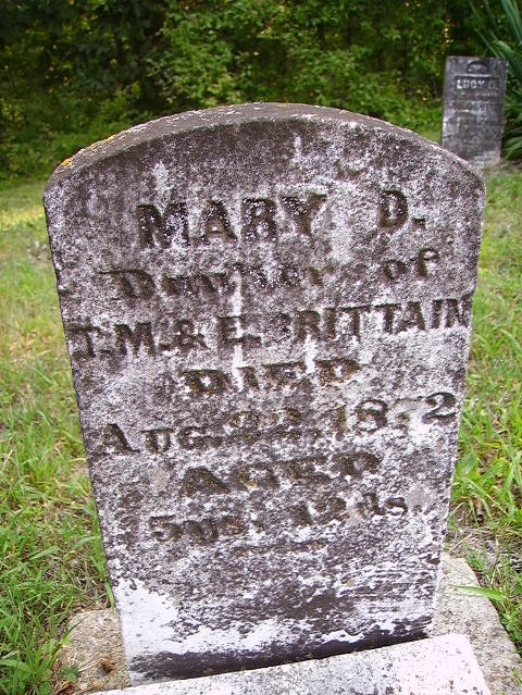 Mary Docia Brittain