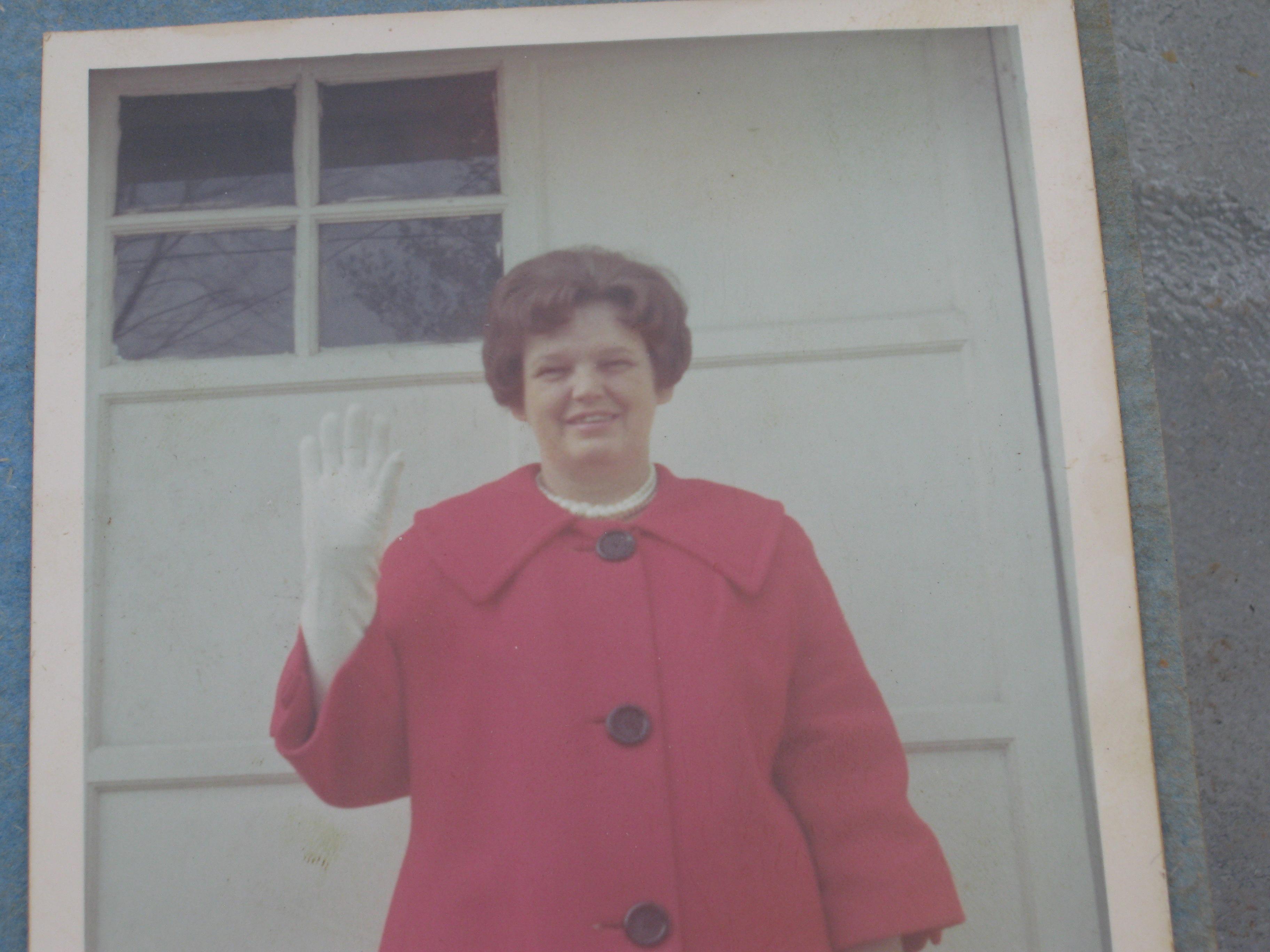 Betty Jane Becky <i>Williams</i> Pierce