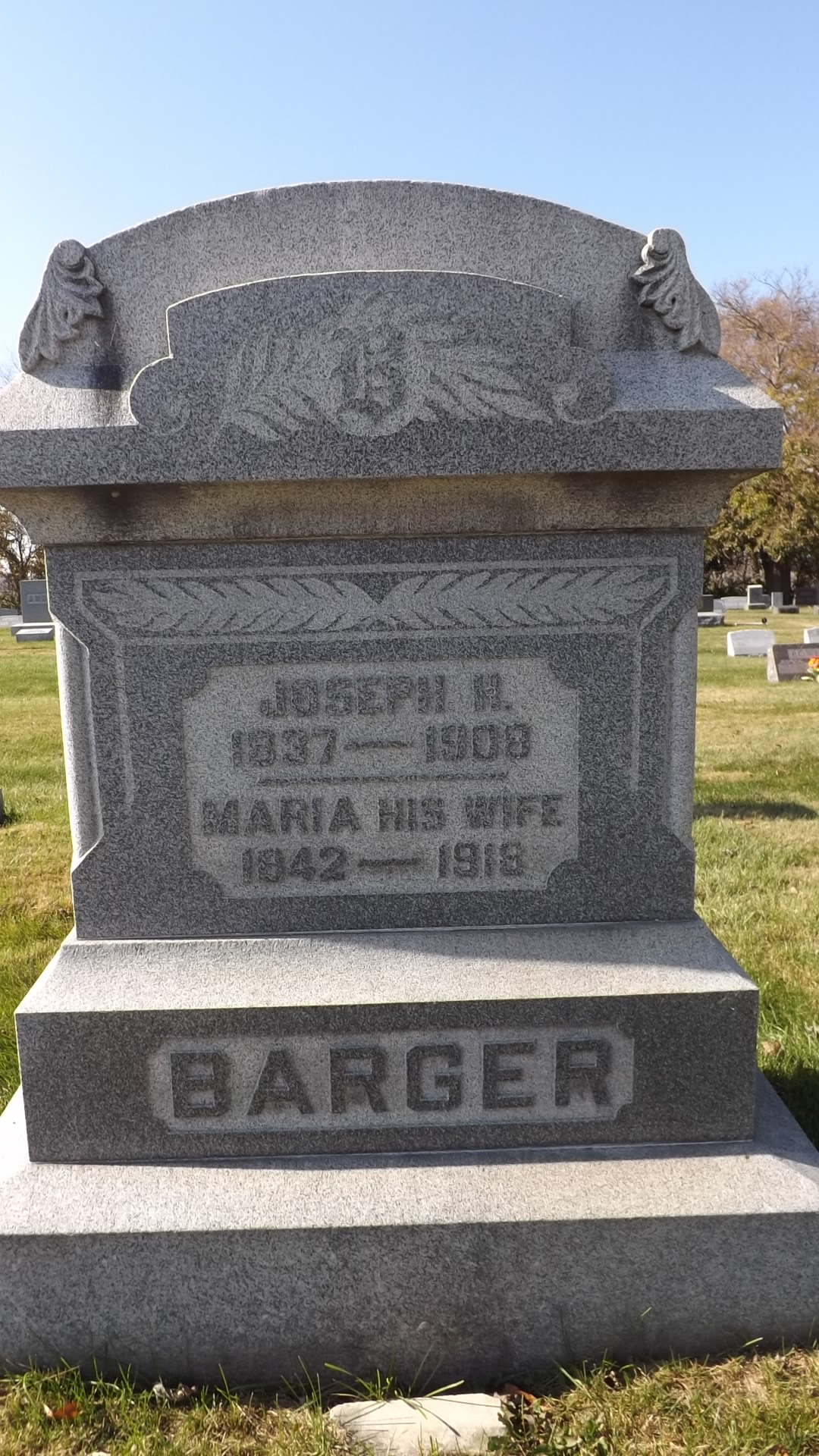 Marie Barger