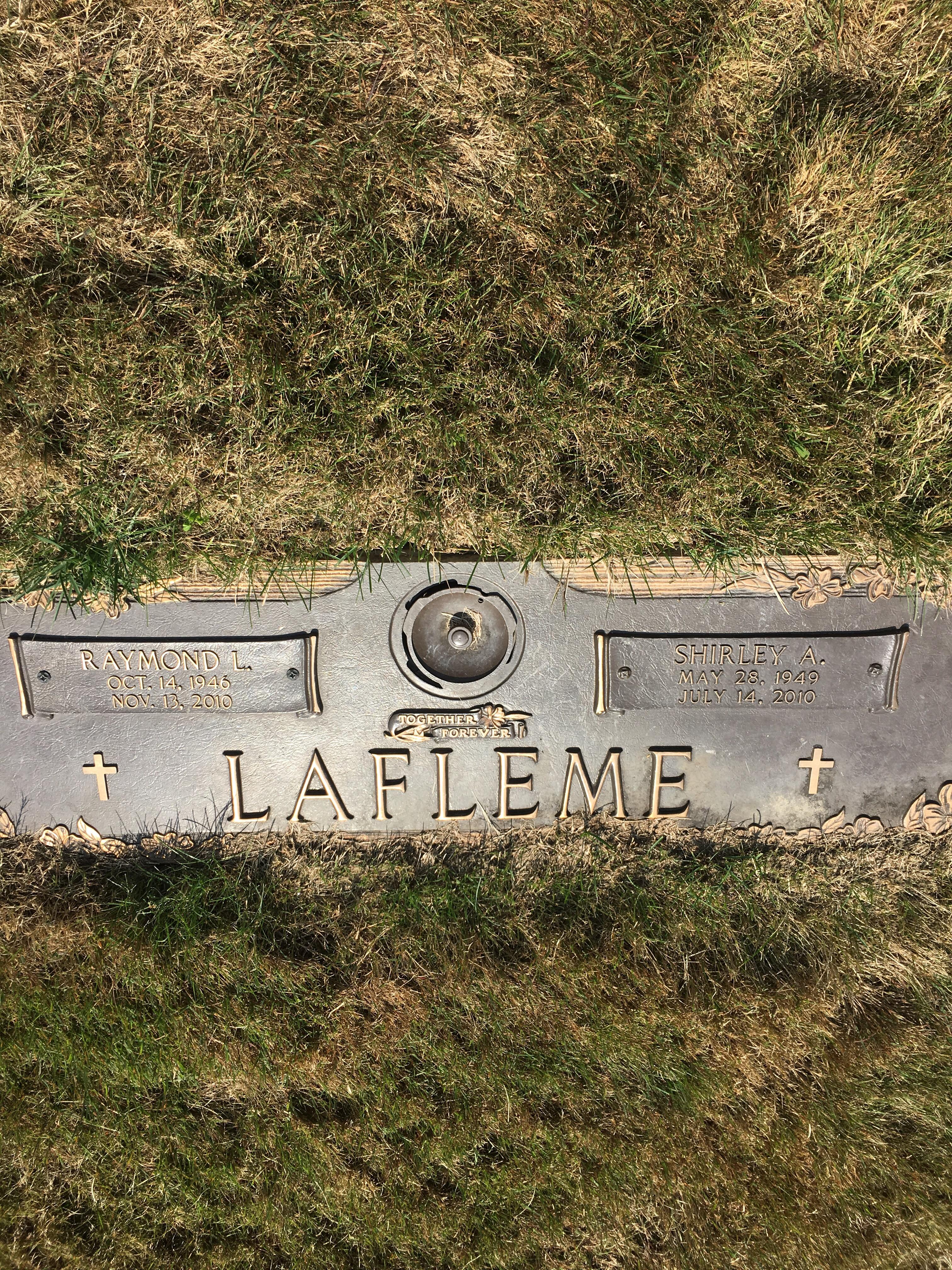 Raymond L LaFleme
