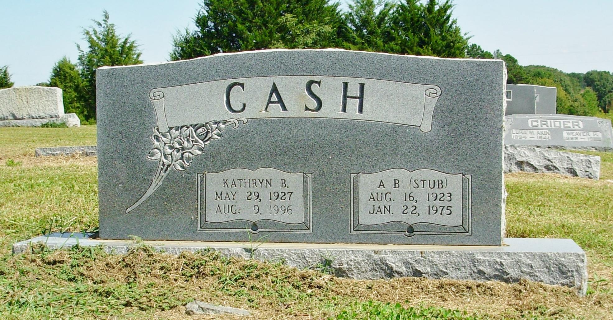 Aaron Bryant Stub Cash