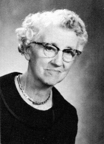 Clara Edna Dorothea <i>Burmester</i> Licht