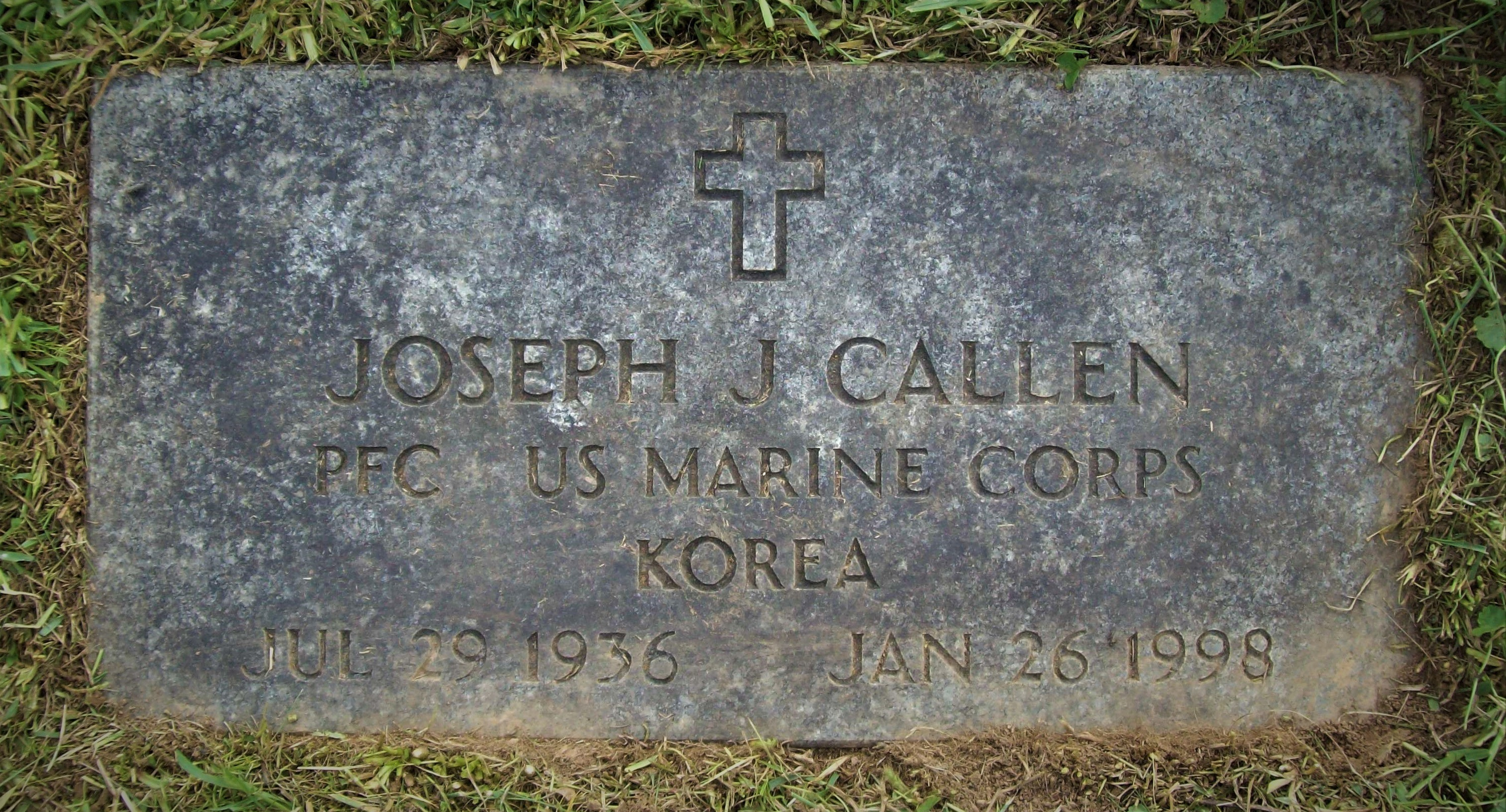 Joseph James Callen