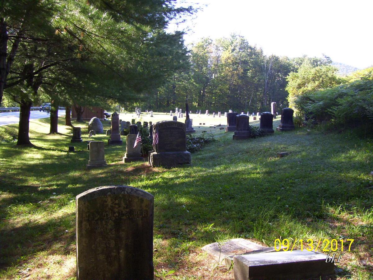 Taftsville Cemetery