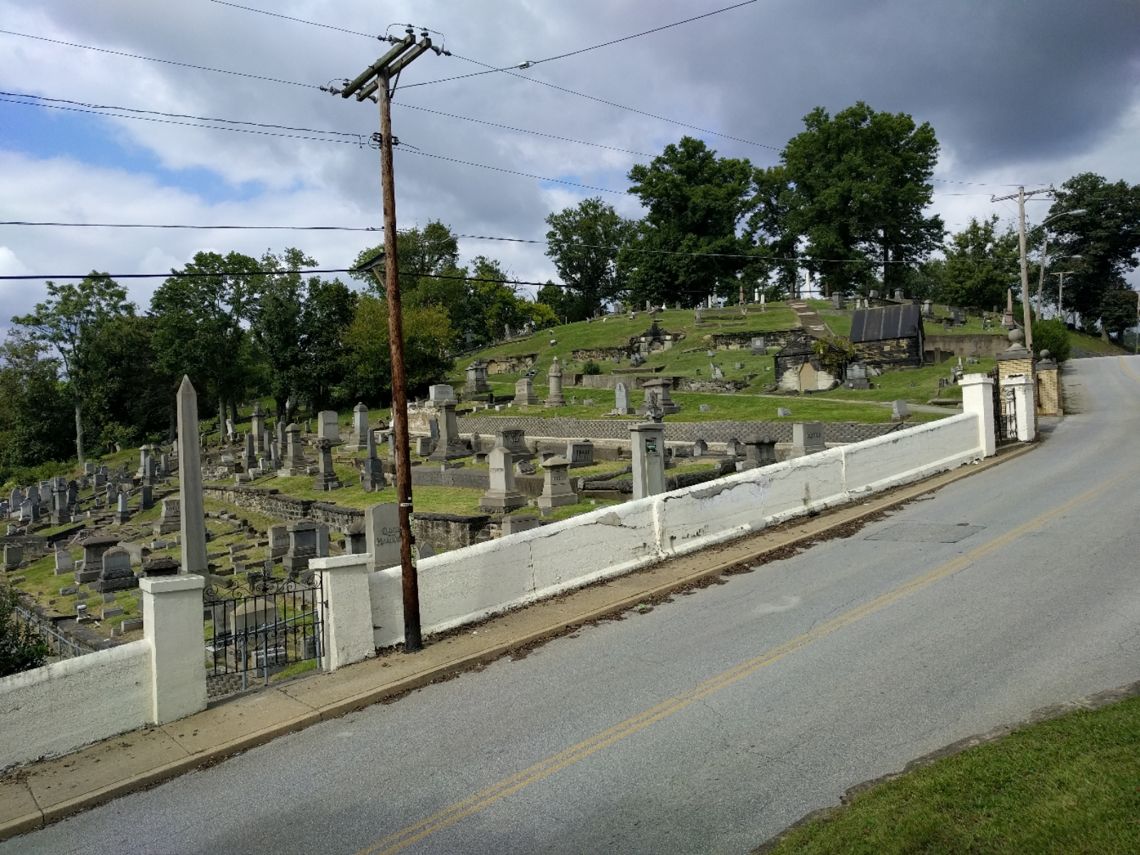 Mount Wood Cemetery