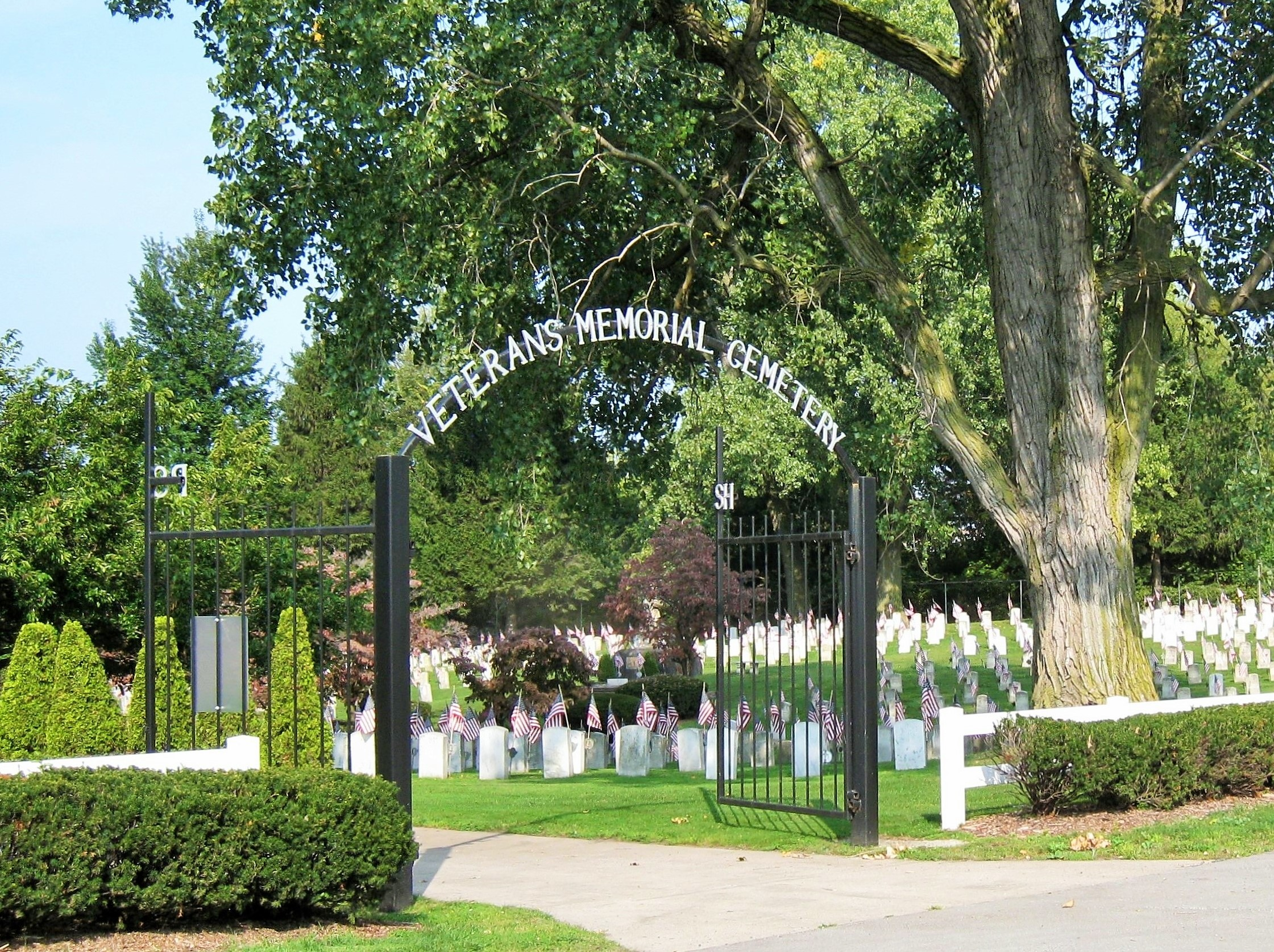 Veterans Memorial Cemetery