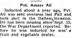 Ameer Ali