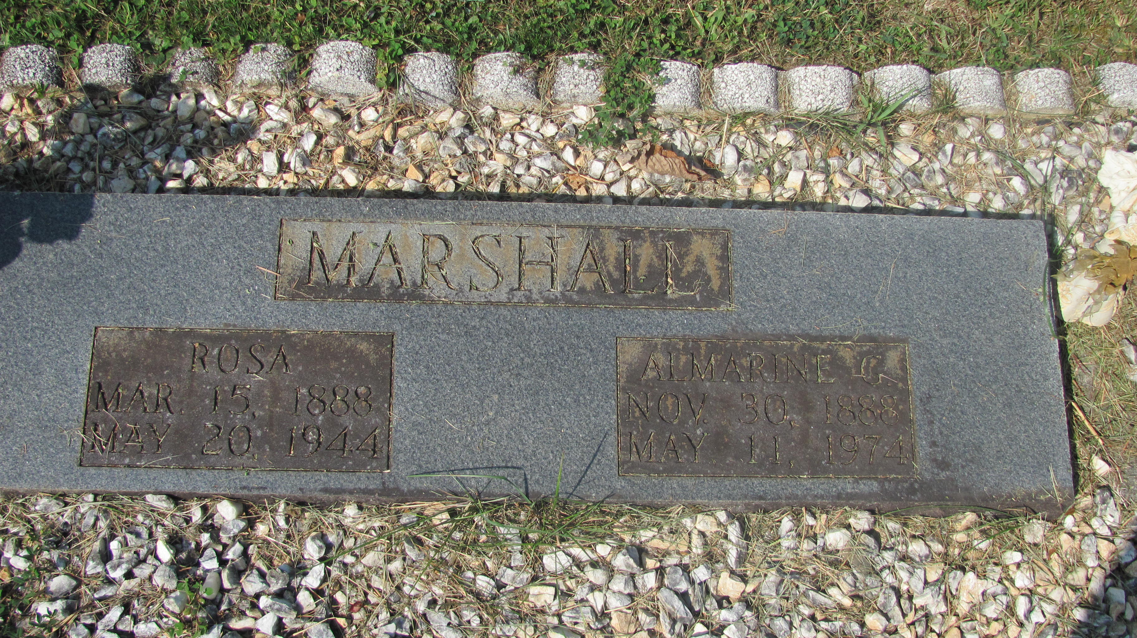 Almarine Graham Marshall