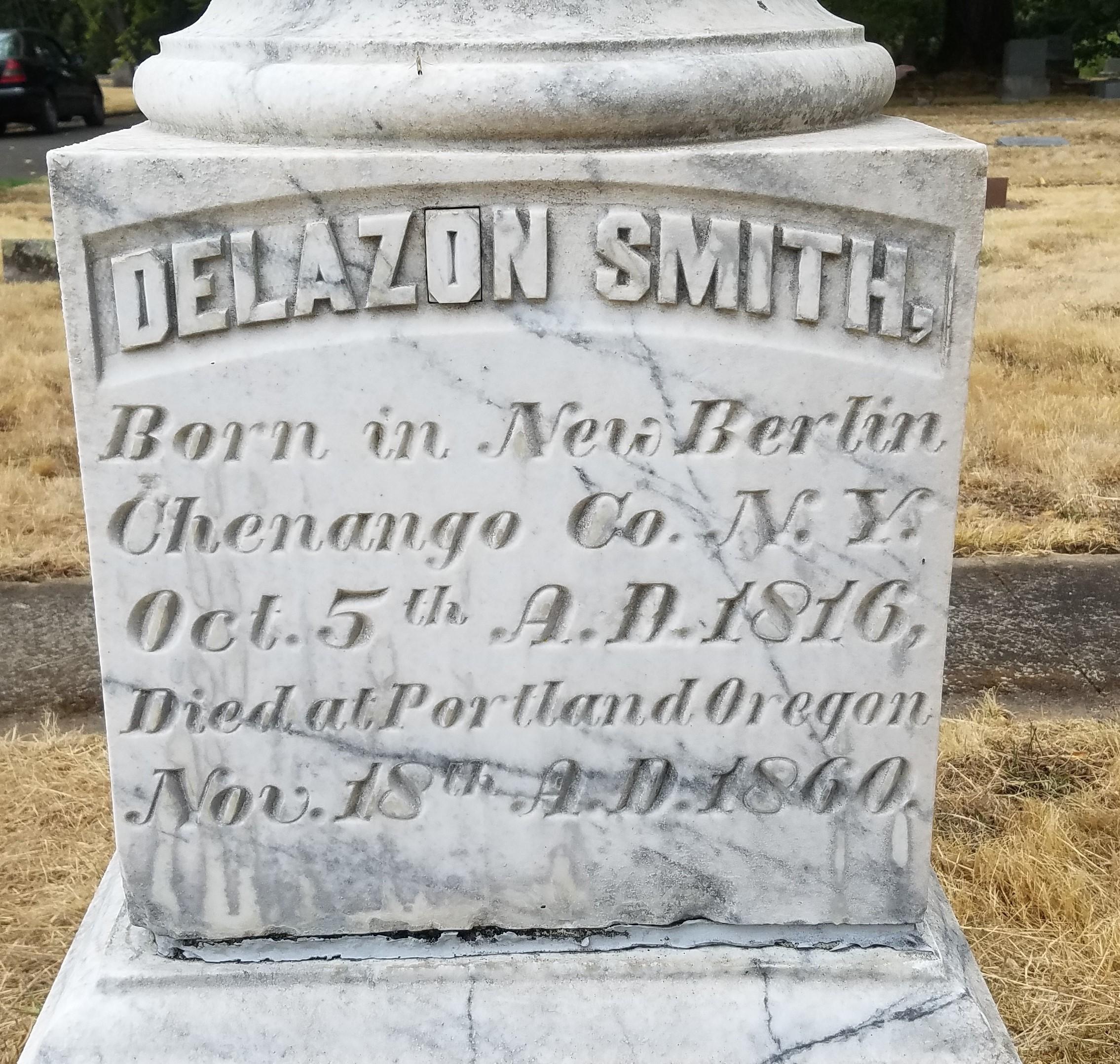 Delazon Smith
