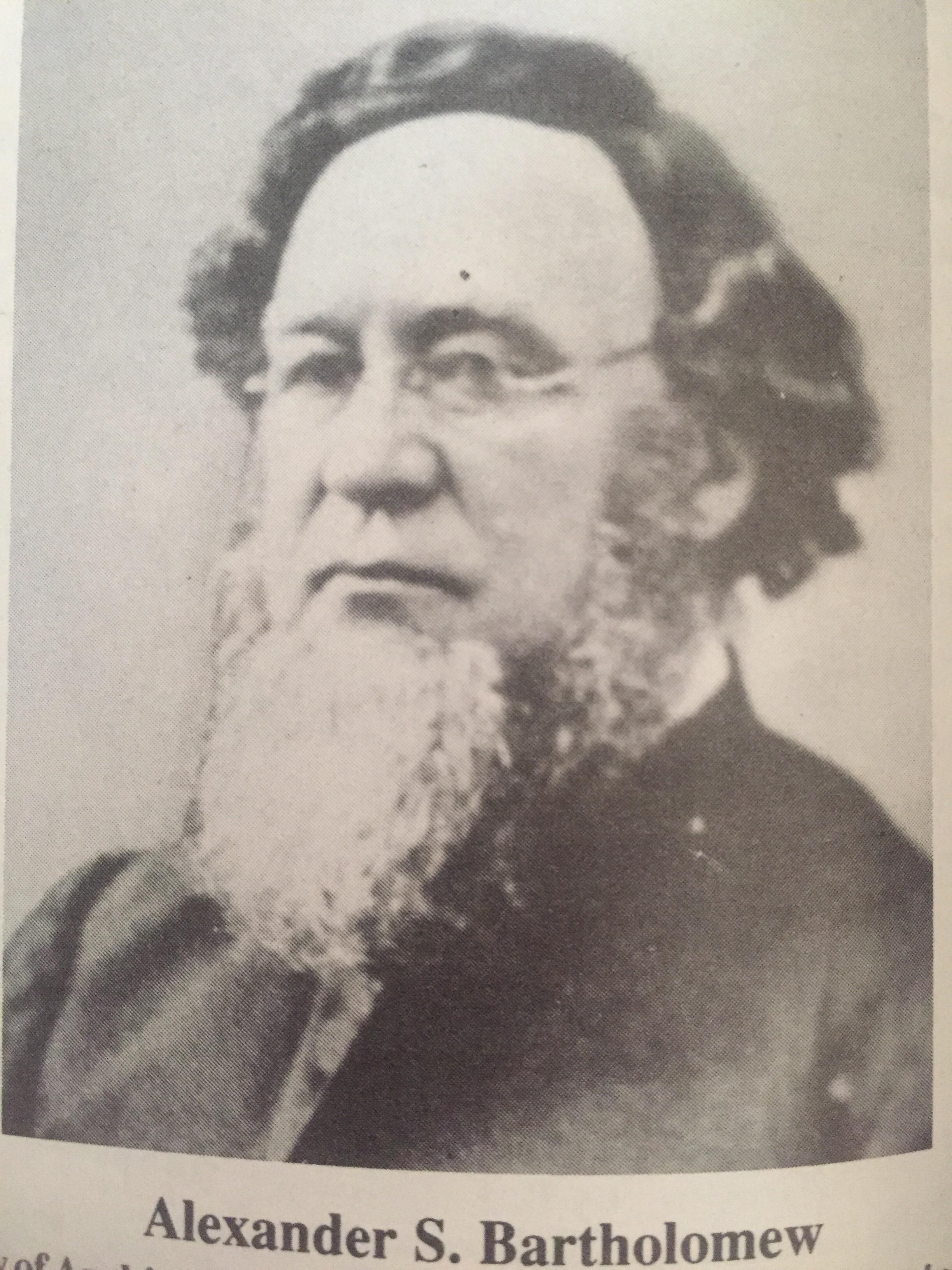 Rev A. S. Bartholomew