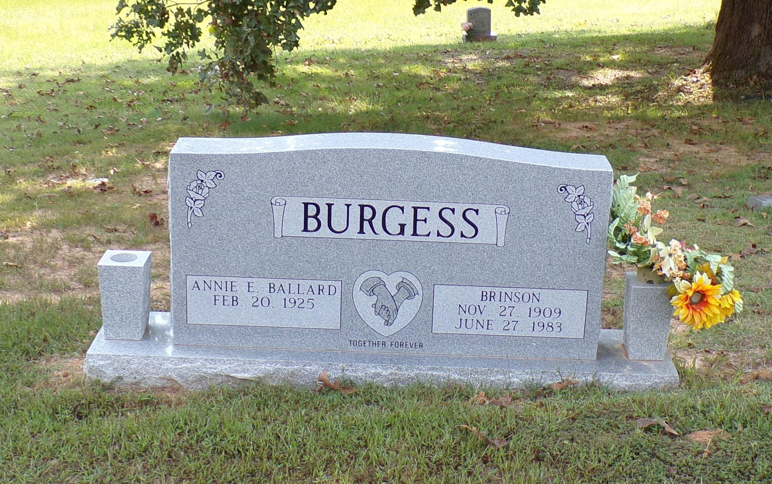 Brinson Burgess