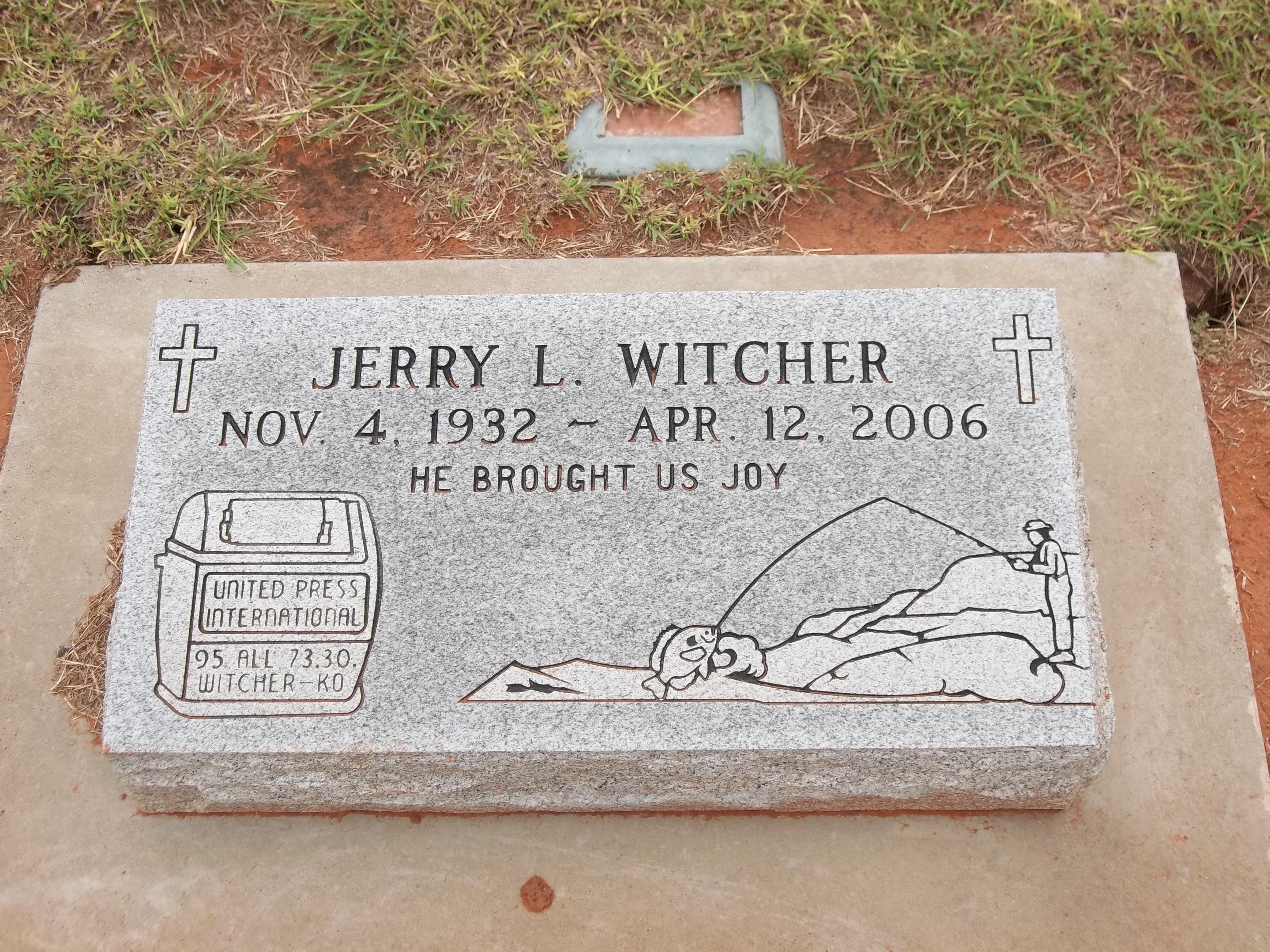 Jerry Witcher