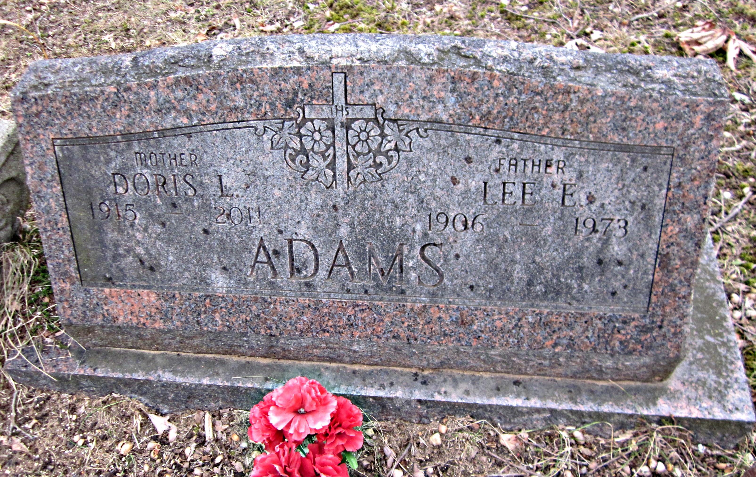 Doris <i>Whisler</i> Adams