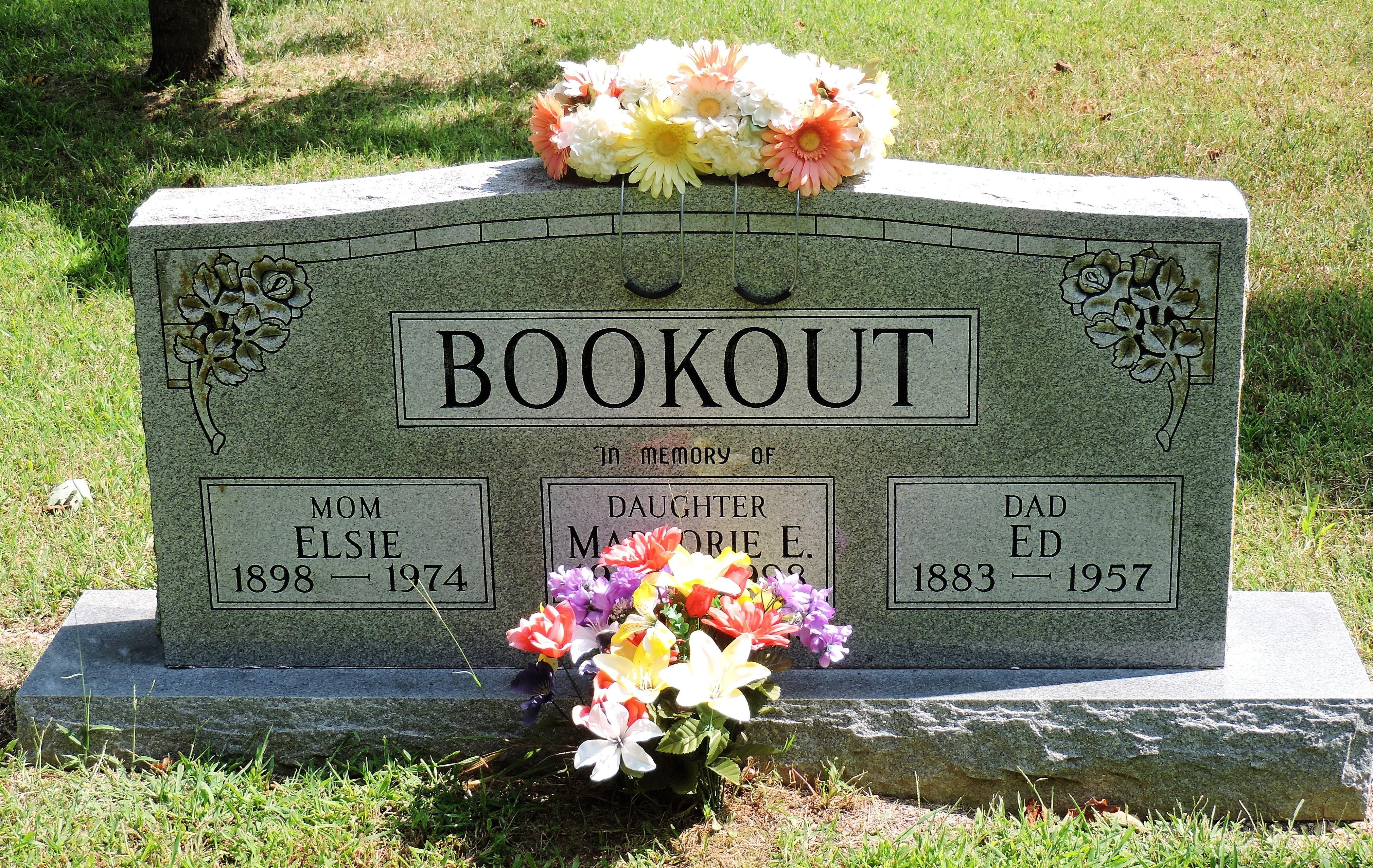 Edward Bookout