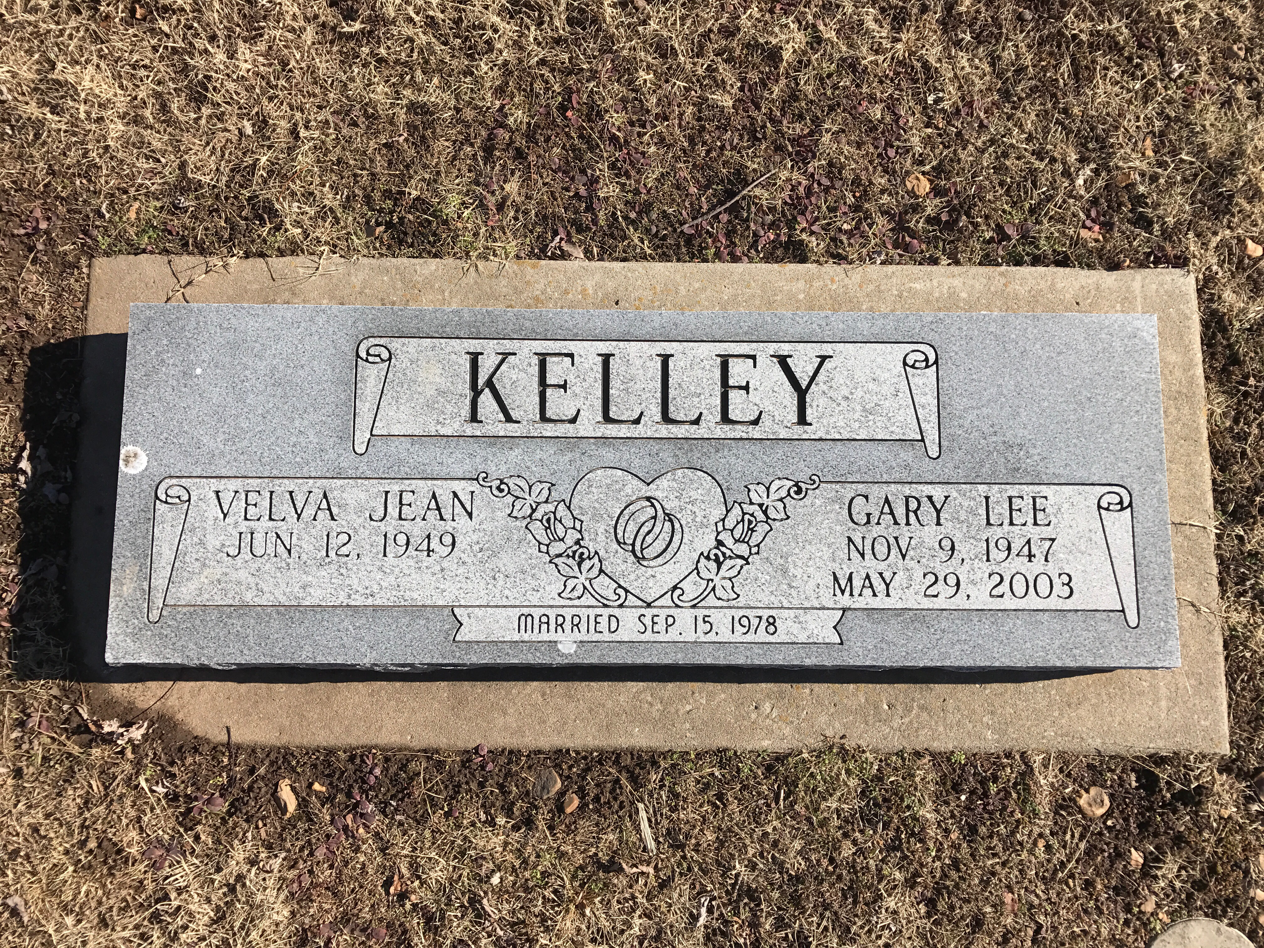 Gary Lee Kelley