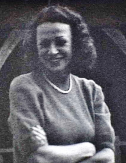 Shirley Florence <i>Lomas</i> Burgess
