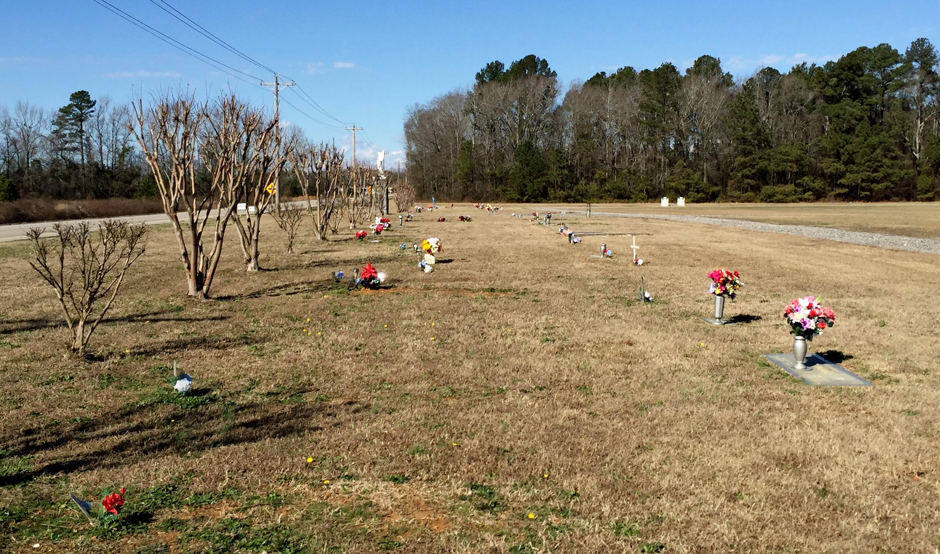 Word of Life Memorial Garden in Bennettsville, South Carolina - Find ...