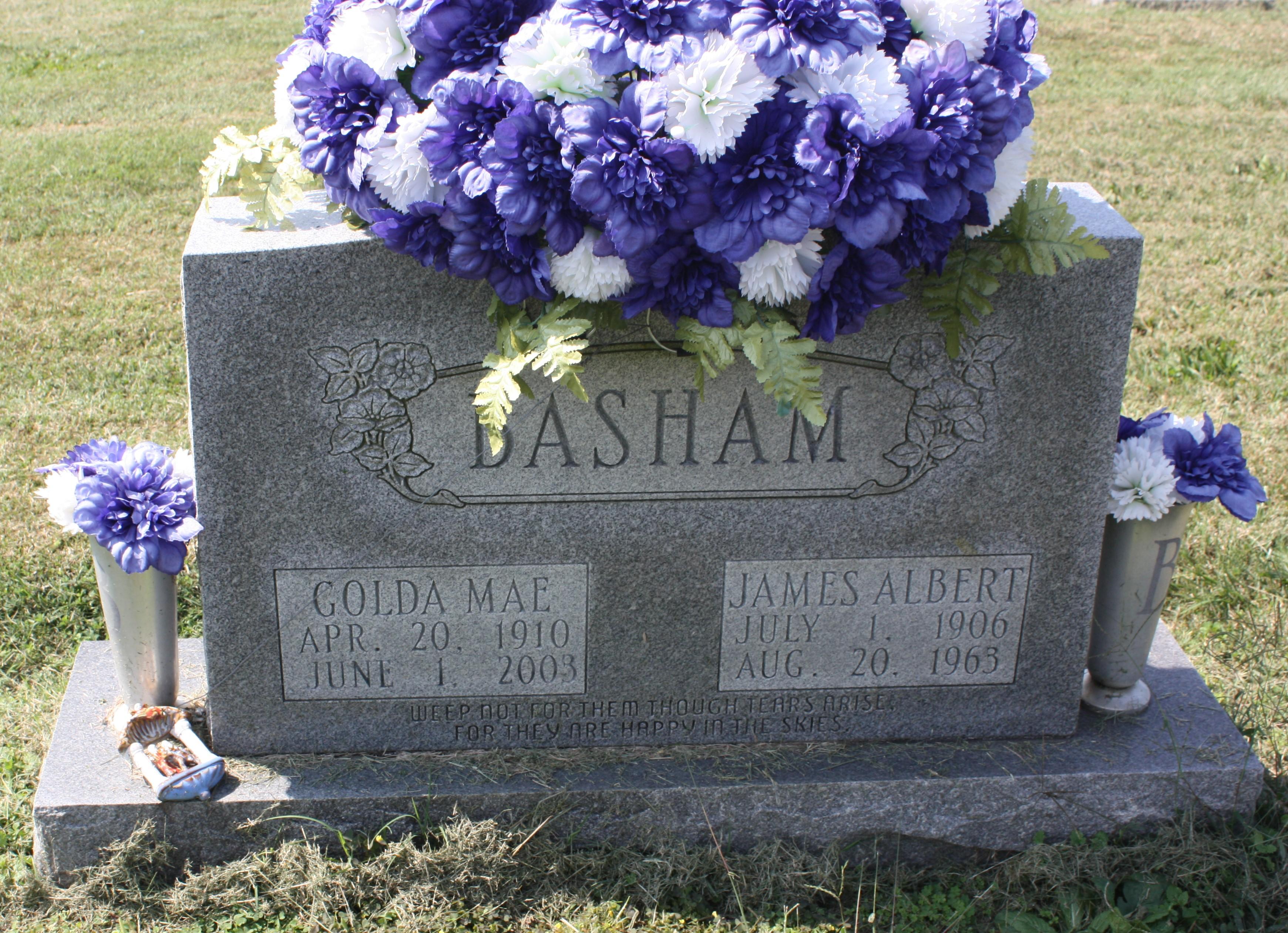 Golda Mae Basham