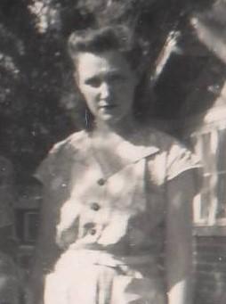 Dorothy Mae <i>McCallan</i> Gann