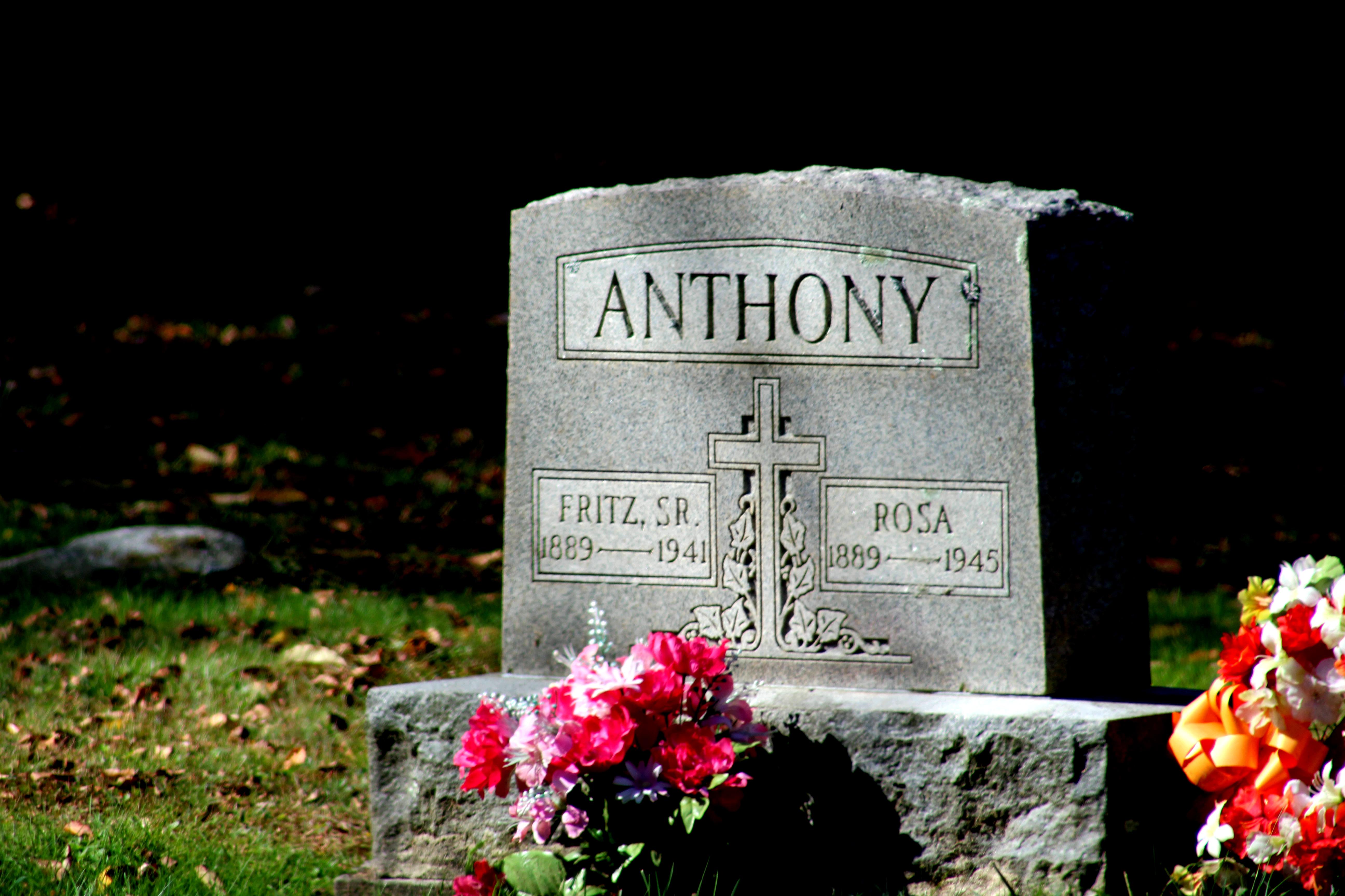 Fritz Anthony