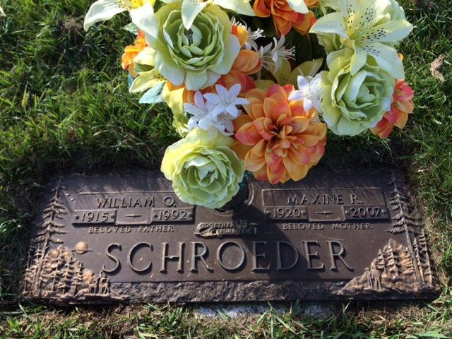 Maxine Ruth <i>Walters</i> Schroeder