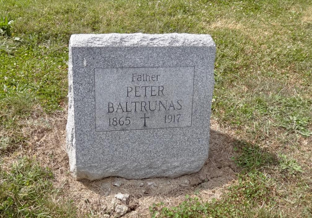 Peter Baltrunas
