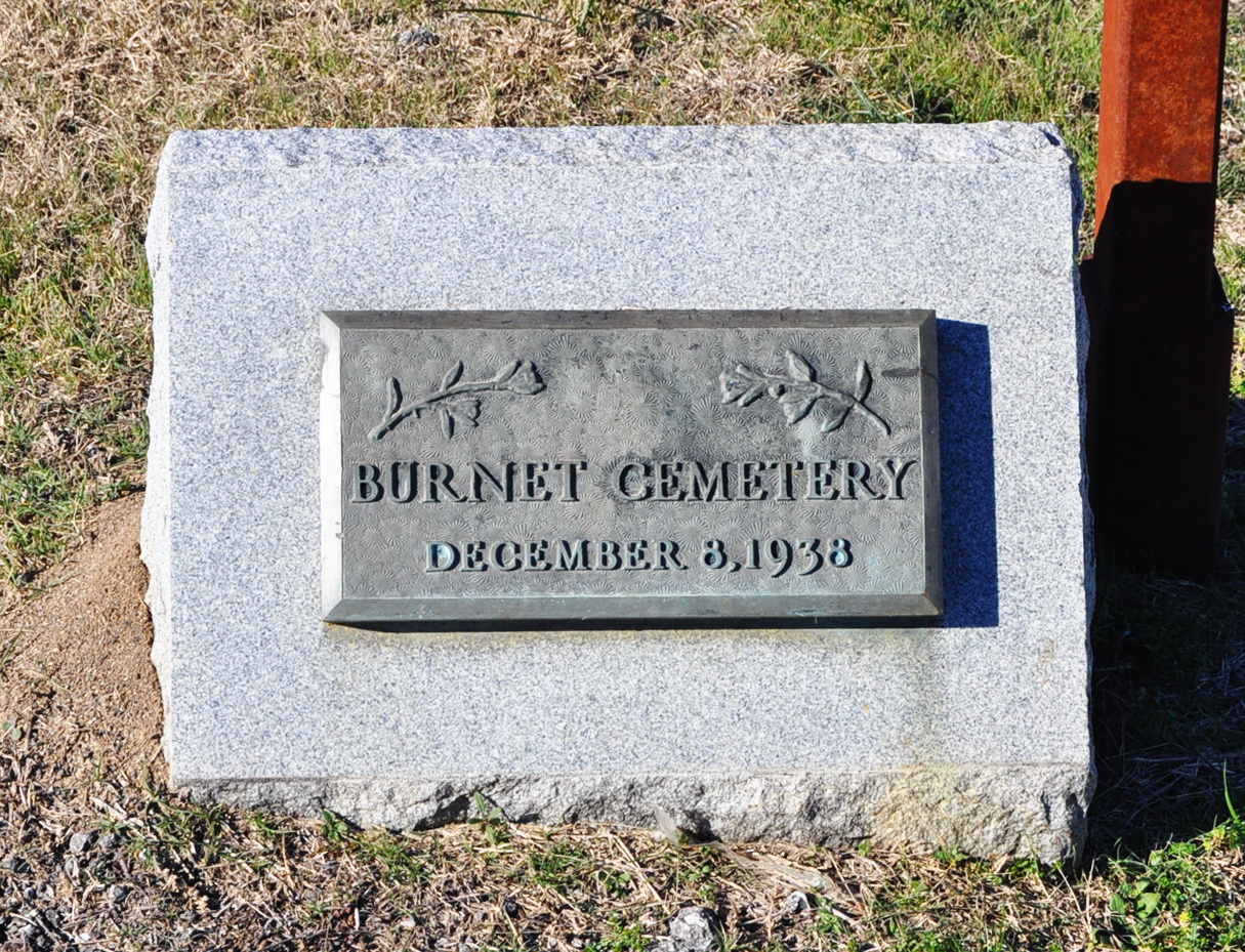 Burnet City Cemetery